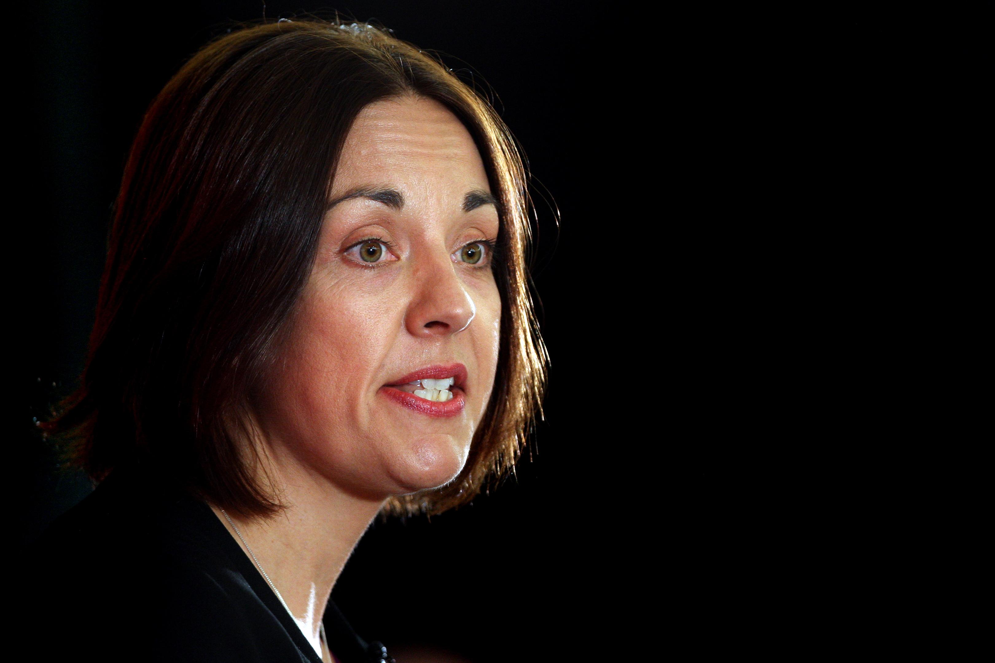 Scottish Labour leader Kezia Dugdale (Kris Miller/DC Thomson)