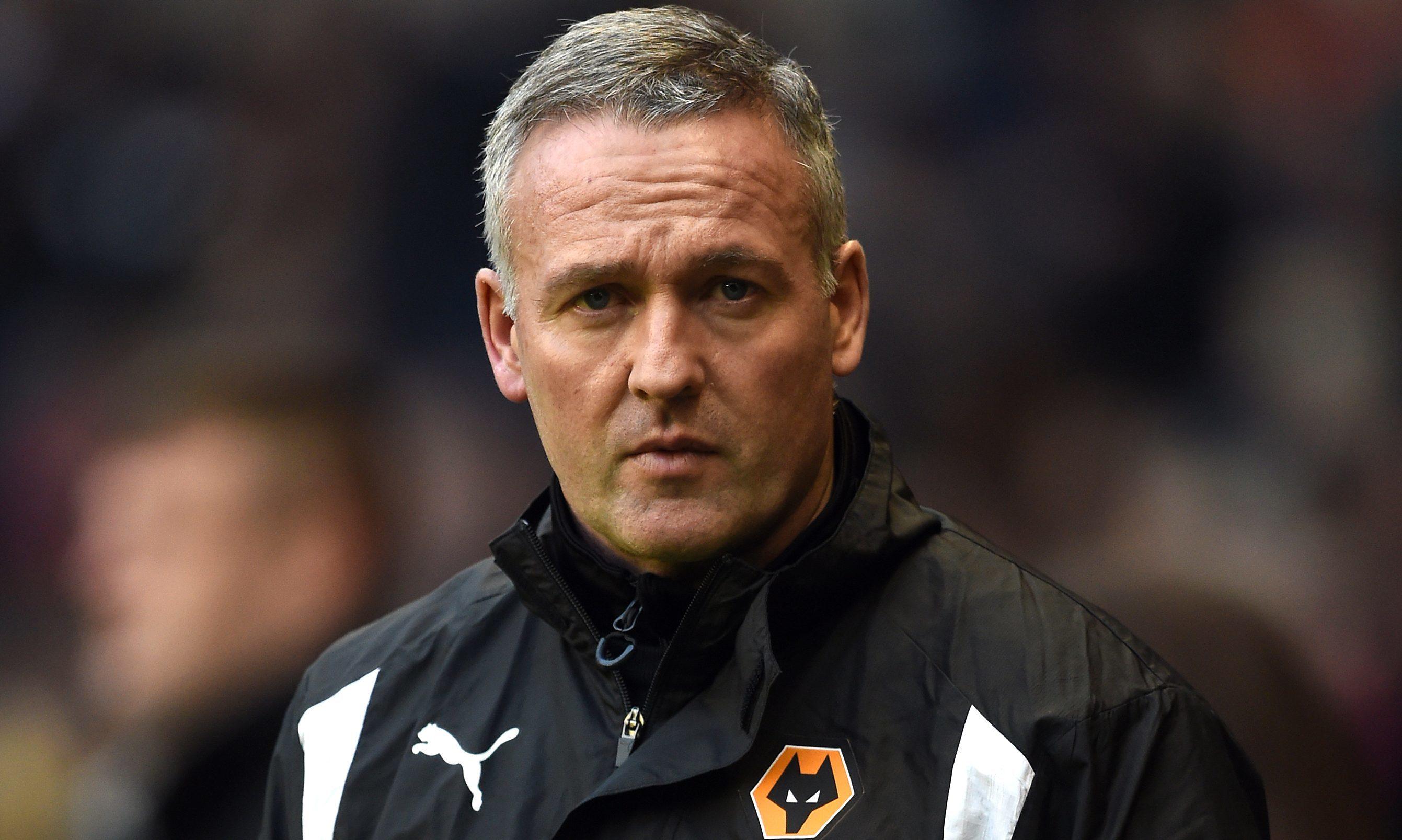 Wolverhampton Wanderers manager Paul Lambert (Press Association)