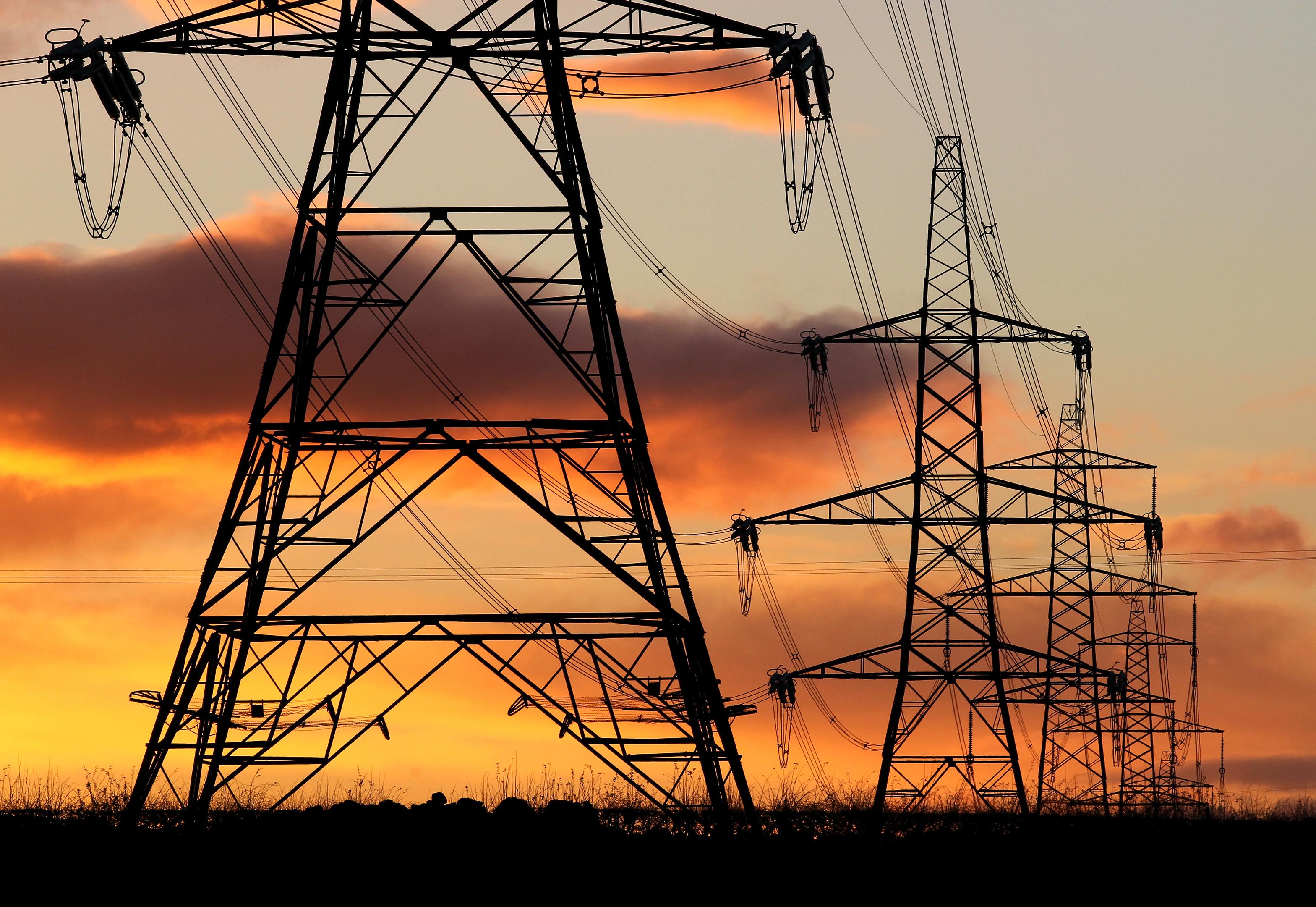 Electricity Pylons (PA)
