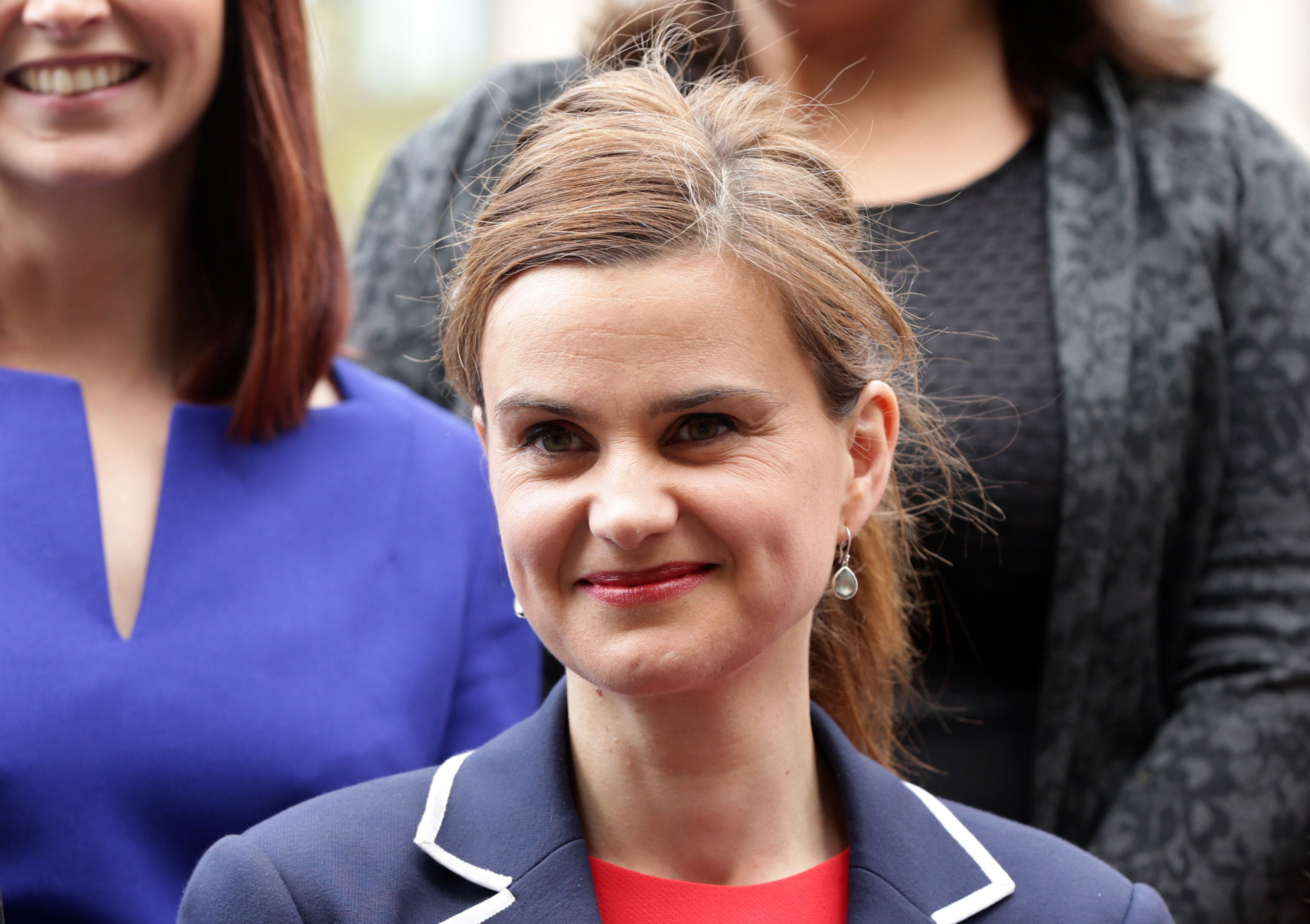 Labour MP Jo Cox (Yui Mok/PA Wire)