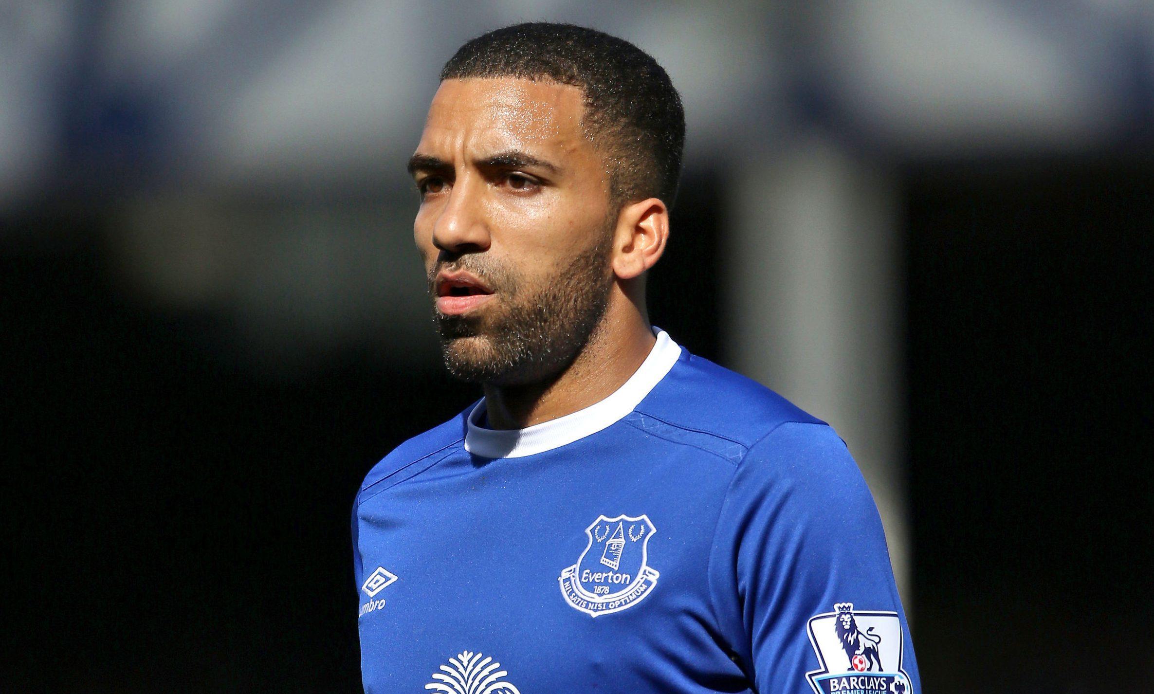 Everton's Aaron Lennon (Richard Sellers/PA Wire)