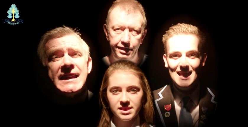 Pupils and teachers at Williamwood High take on Bohemian Rhapsody (East Renfrewshire / YouTube)