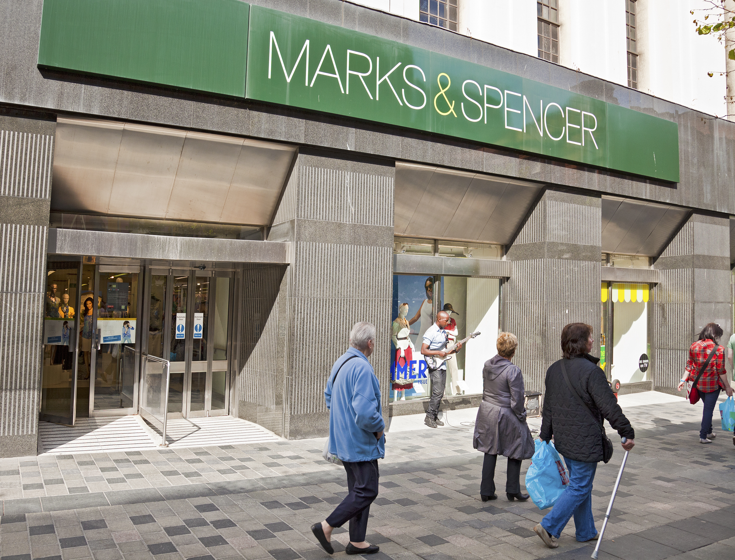 Marks and Spencer, Sauchiehall St (iStock)