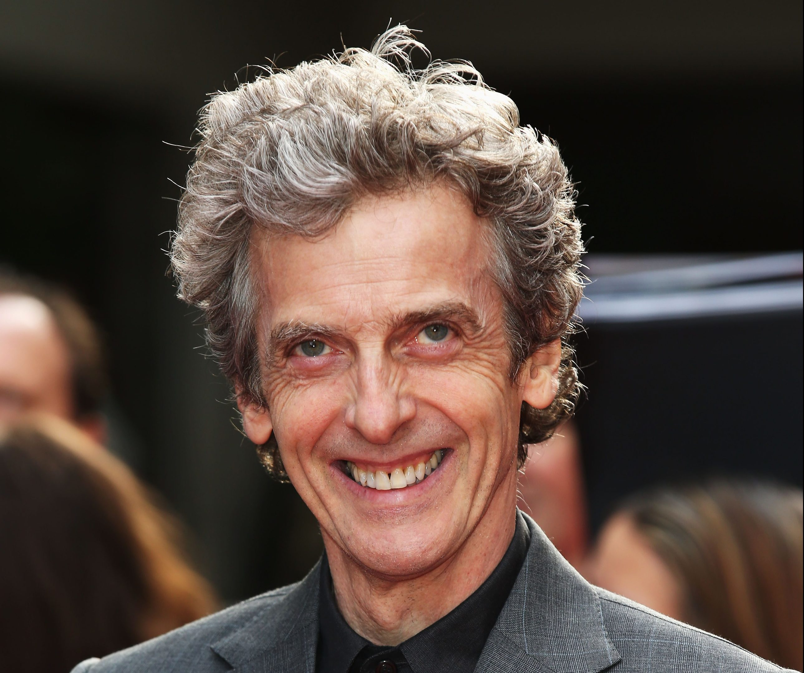 Peter Capaldi will be stepping down from his Doctor Who role at the end of the year (Tim P. Whitby/Getty Images)