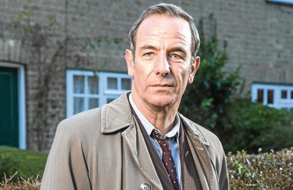 Robson Green in Grantchester (KUDOS/ITV)
