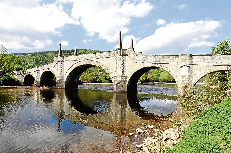 General Wades Bridge