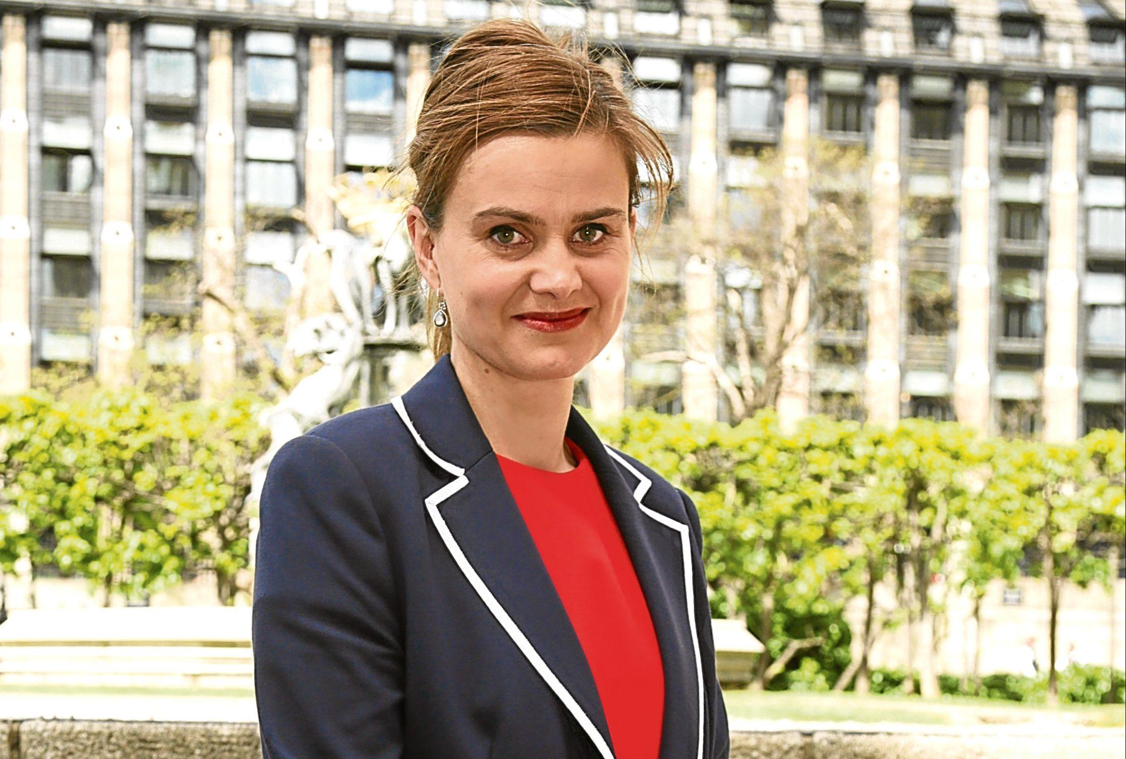 MP Jo Cox (Yui Mok/PA Wire)