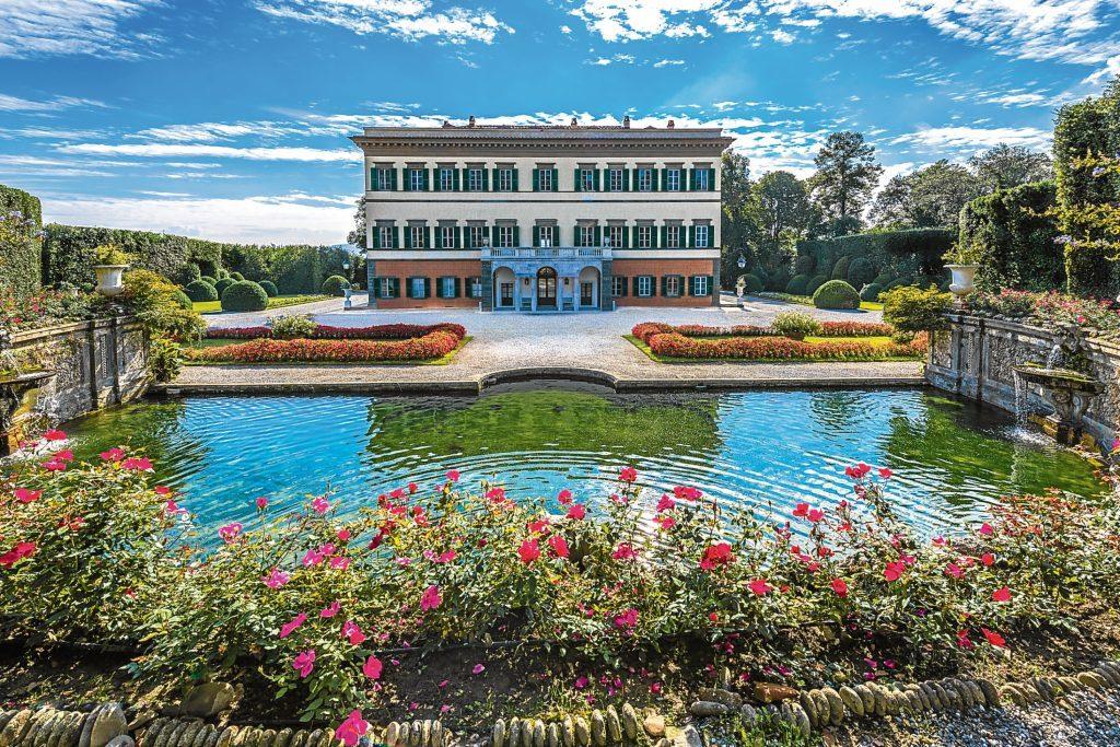 Villa Reale di Marlia (Getty Images)