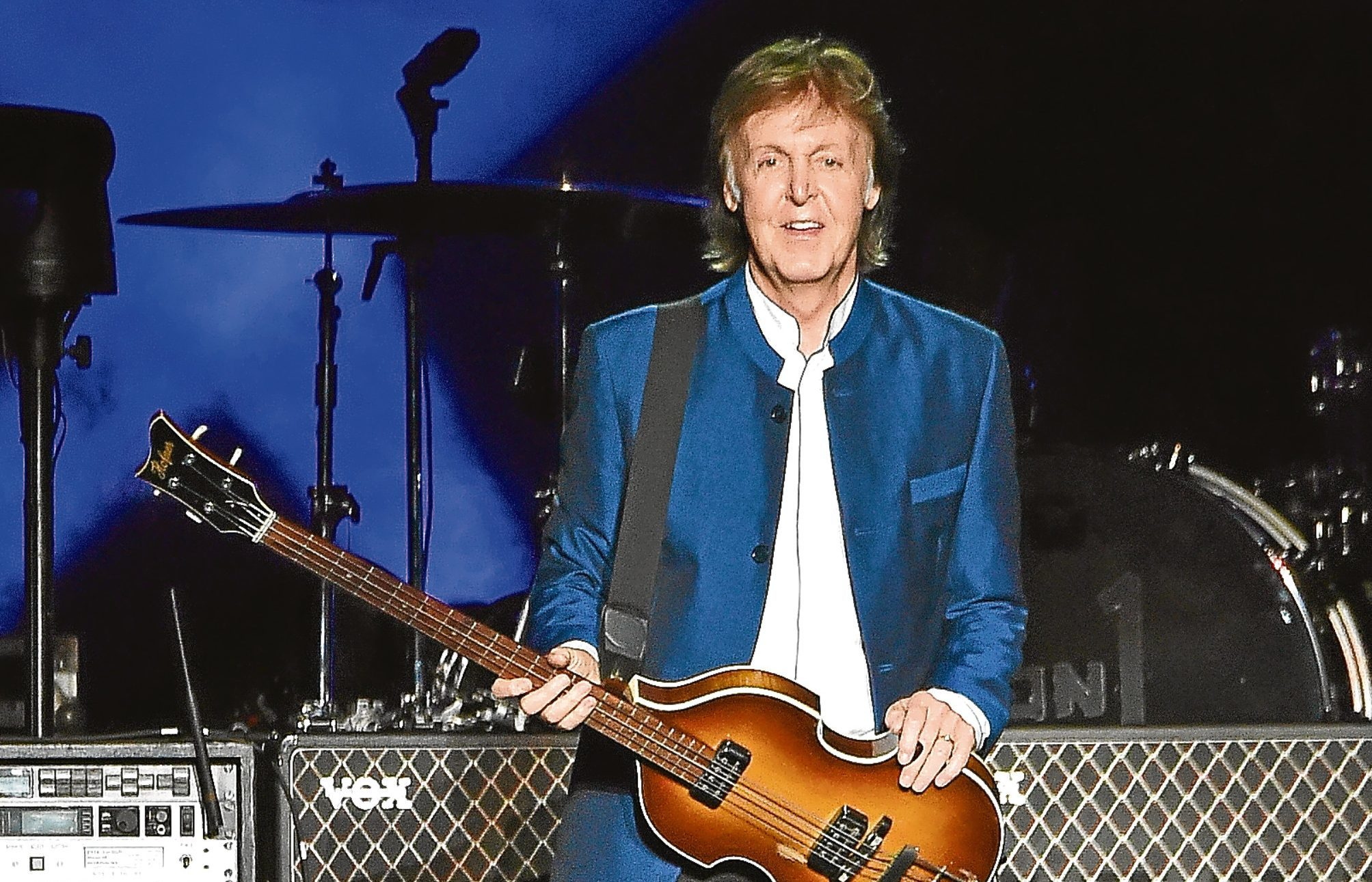 Sir Paul McCartney (Mike Coppola/Getty Images)