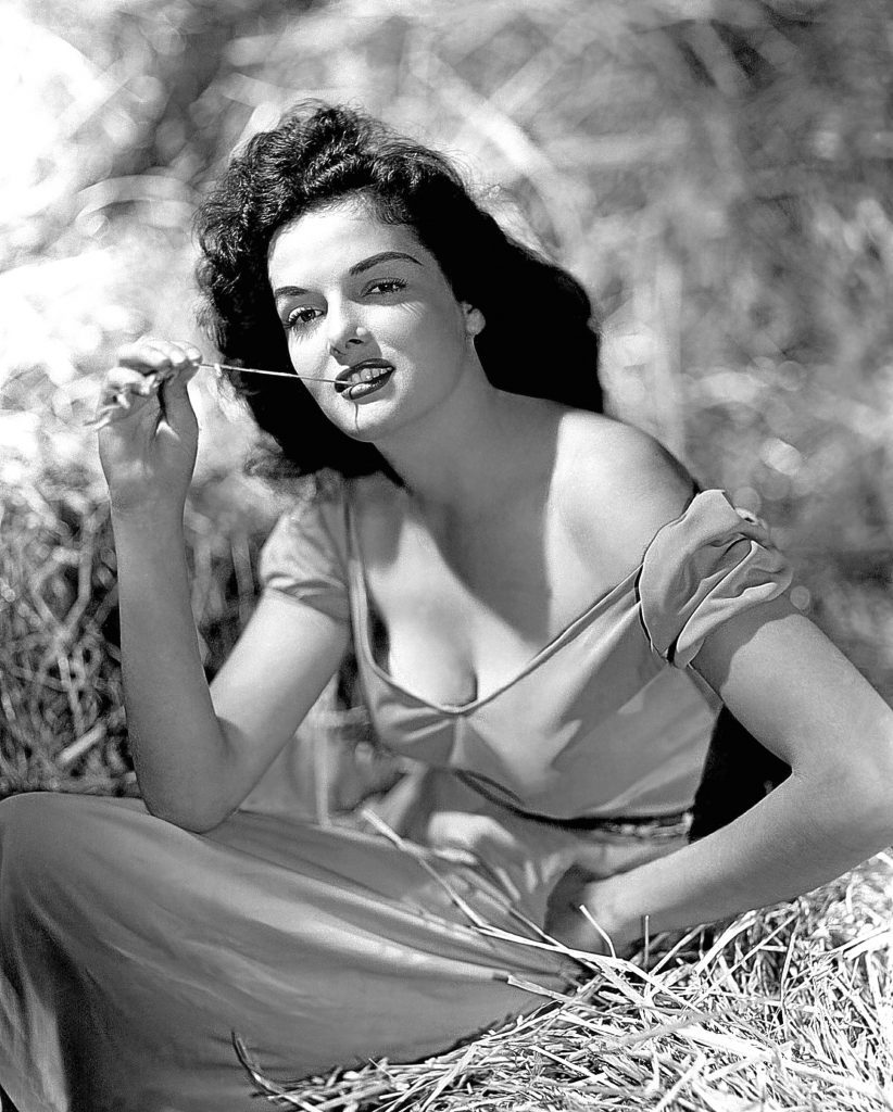 Jane in The Outlaw, 1943 (Allstar/RKO)