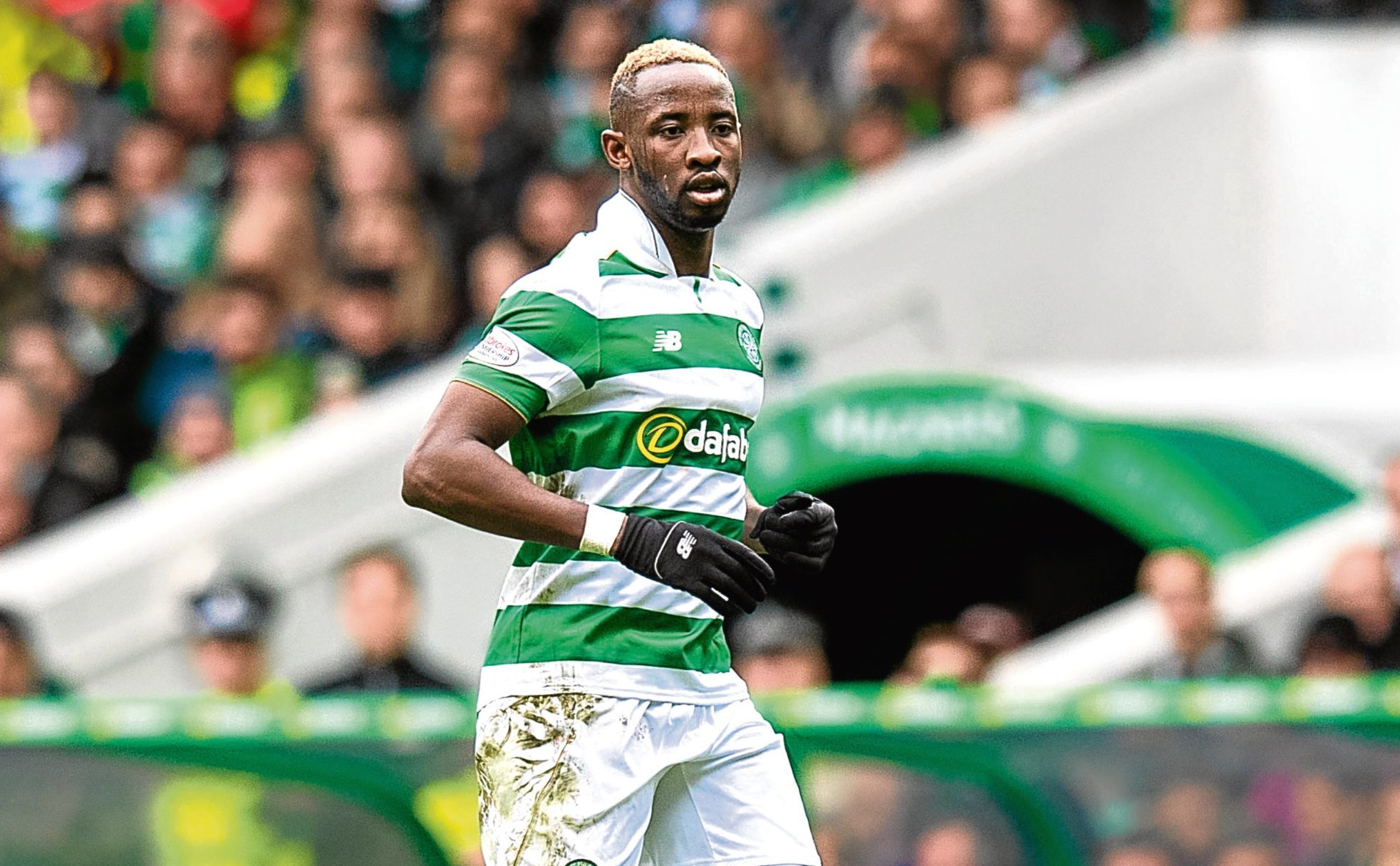 Celtic's Moussa Dembele in action (SNS Group)Celtic's Moussa Dembele in action (SNS Group)