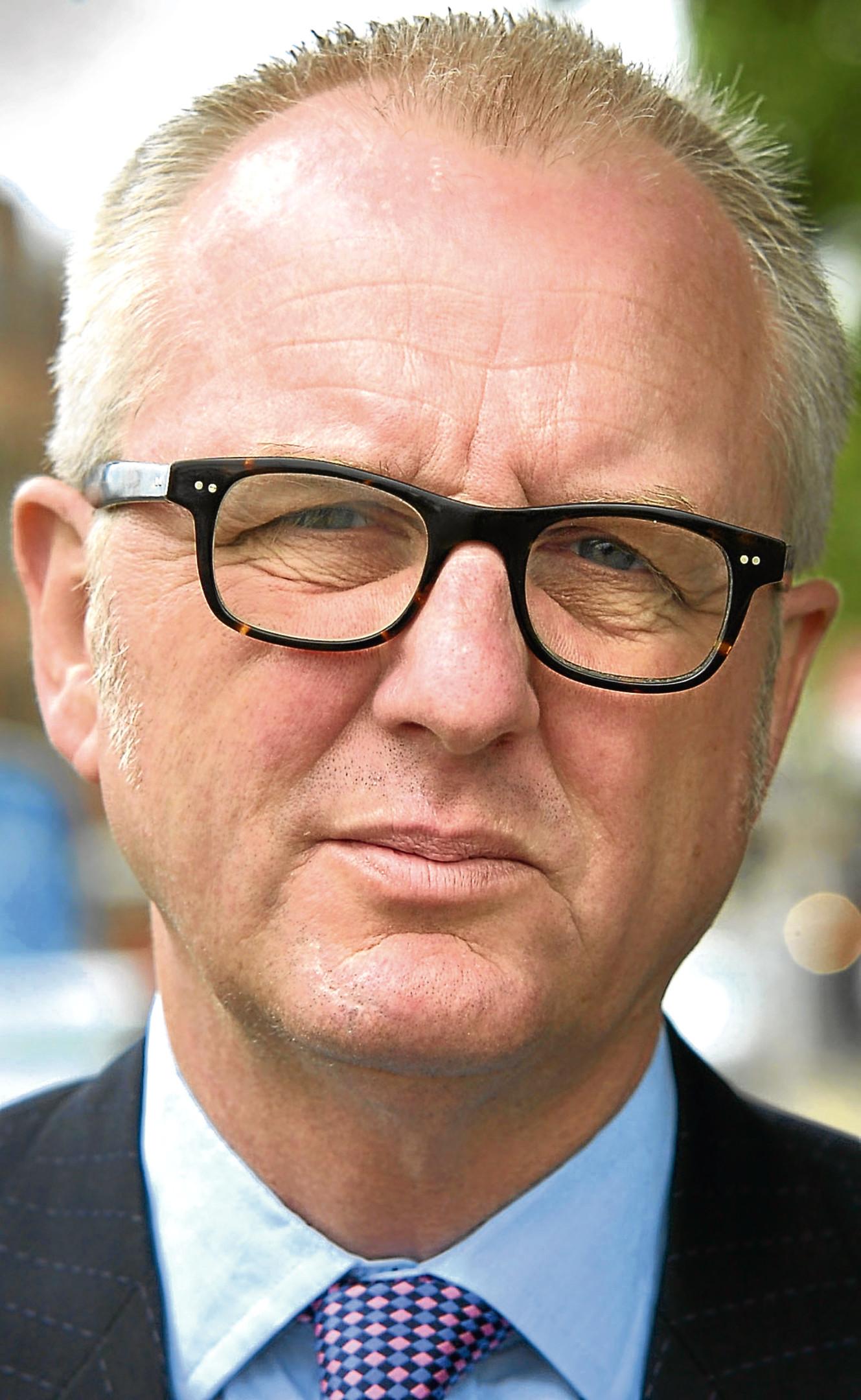 Dudley MP Ian Austin.