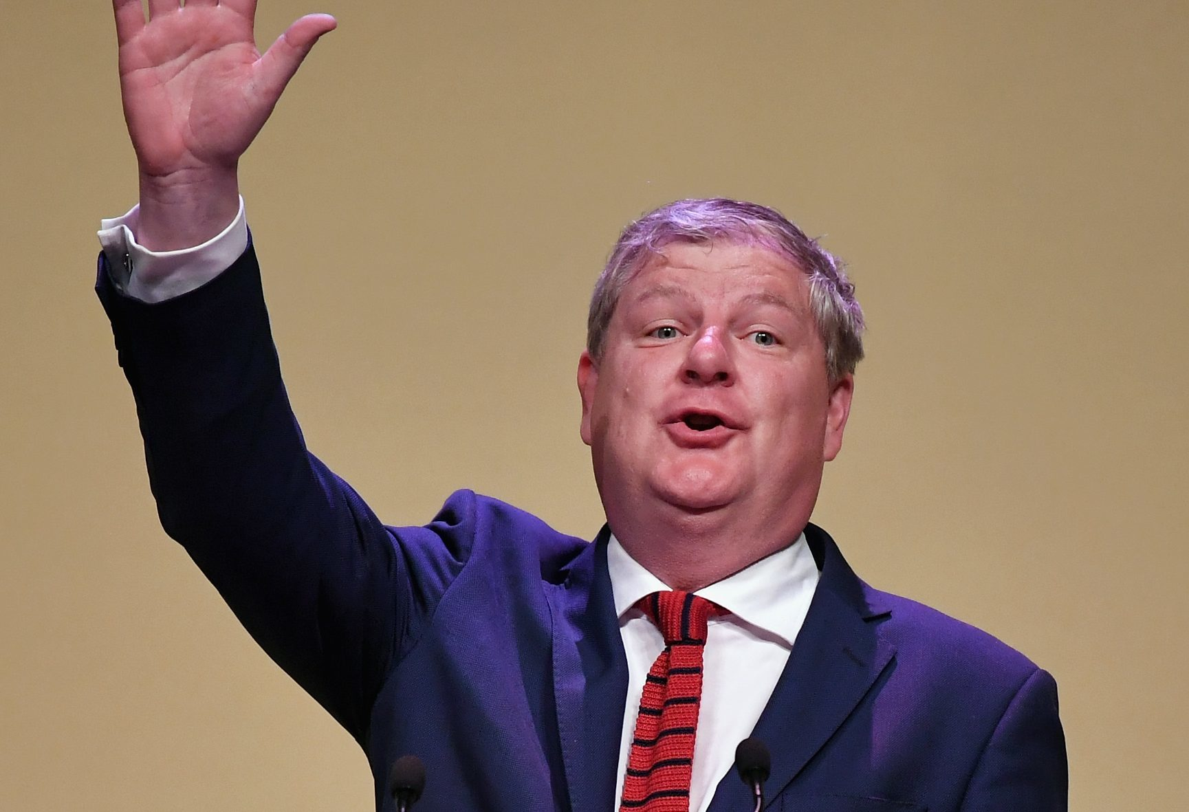 Angus Robertson deputy Leader of the Scottish National Party Minister (Jeff J Mitchell/Getty Images)
