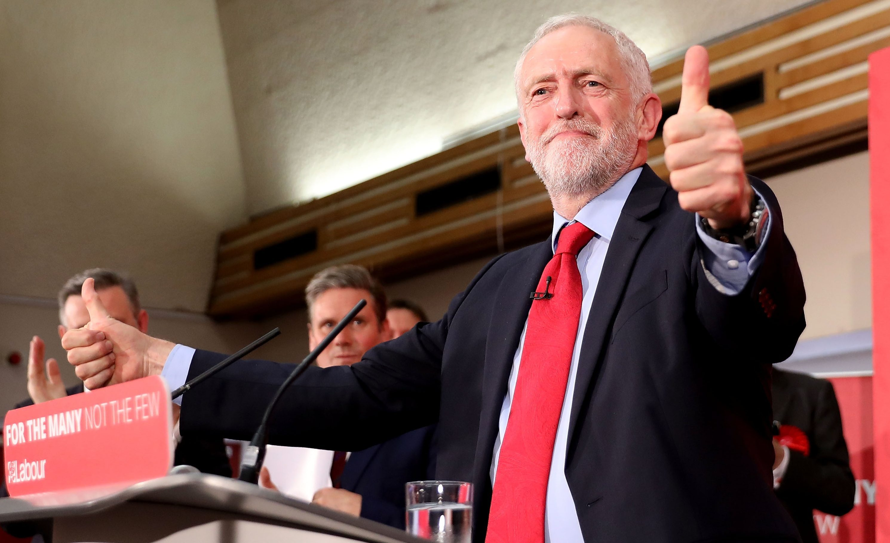 Jeremy Corbyn (Dan Kitwood/Getty Images)