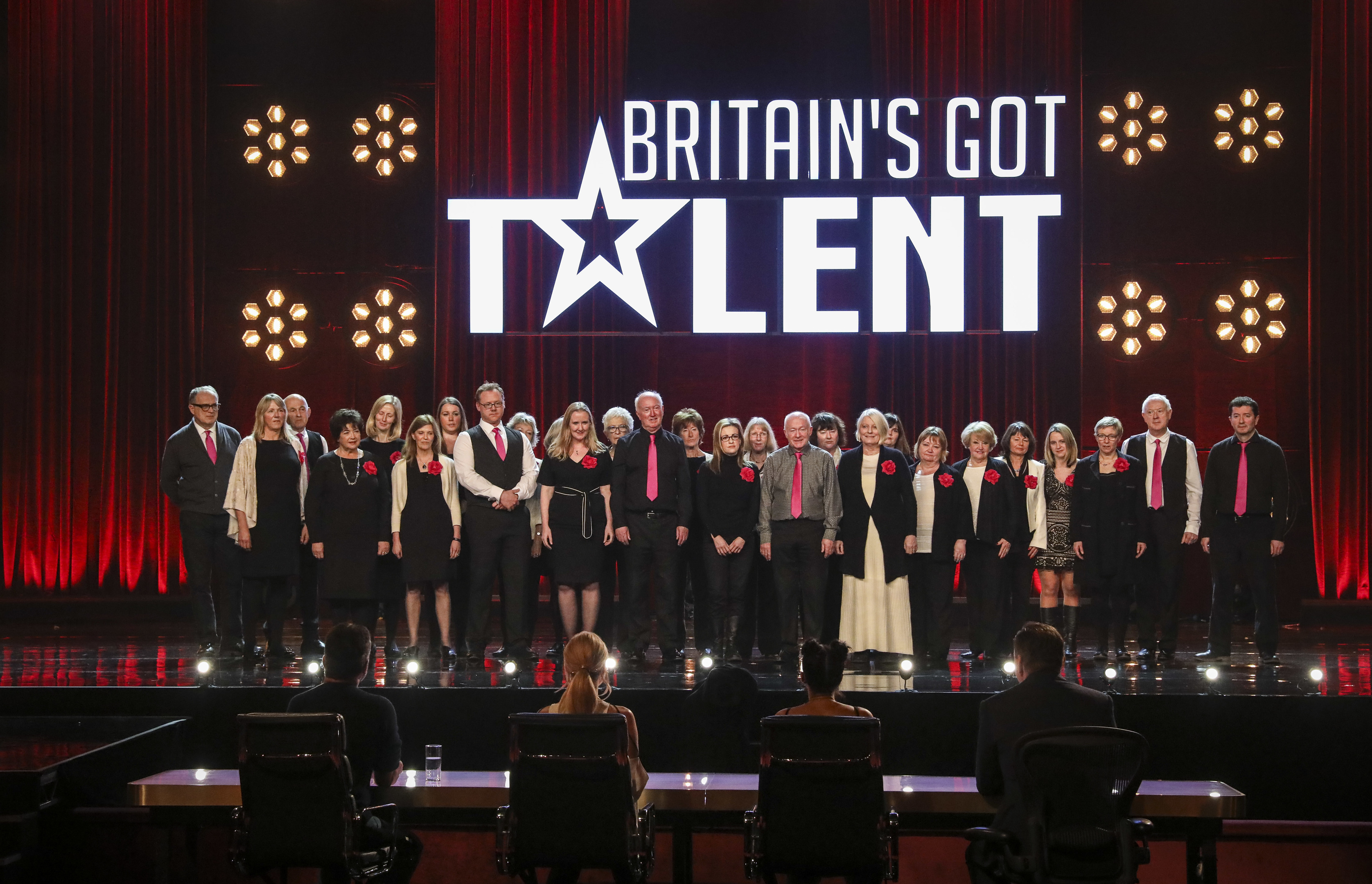 Missing People Choir on Britain's Got Talent (Thames / Syco Entertainment)