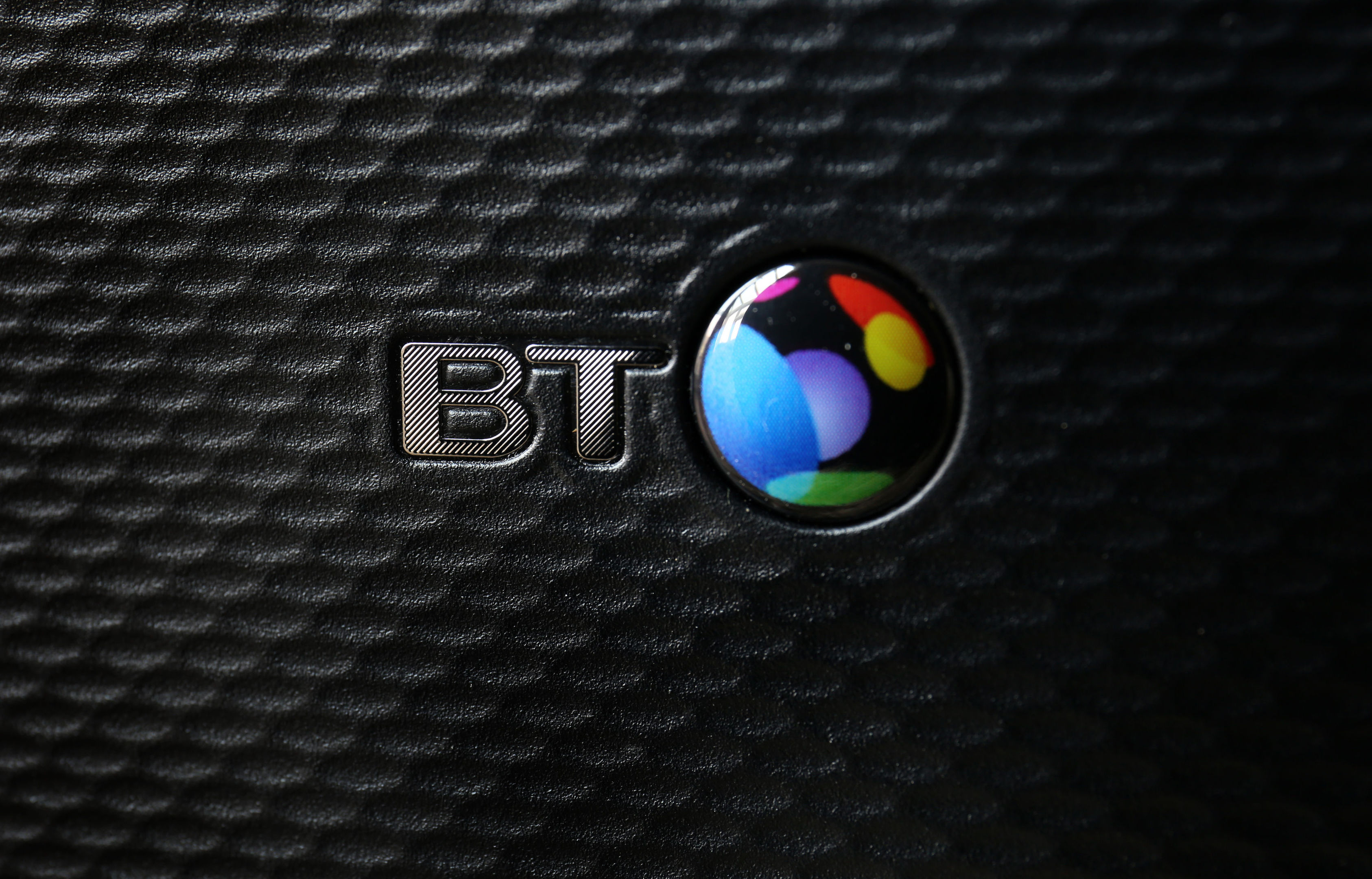 BT received the most customer complaints for its broadband and pay TV services, according to a quarterly table by regulator Ofcom. (Chris Radburn/PA Wire)