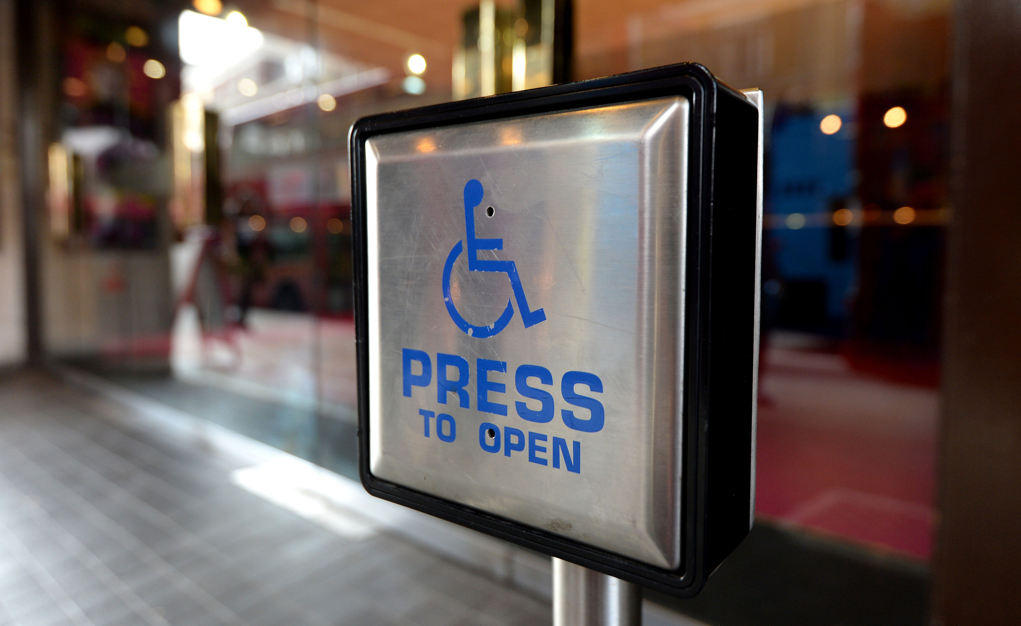 Paralympians Kadeena Cox and Anne Wafula Strike and BBC Radio 1 DJ Scott Mills are among those to have signed the open letter to all the political parties urging them to protect disability benefits from further cuts in the next parliament. (Andrew Matthews/PA Wire)