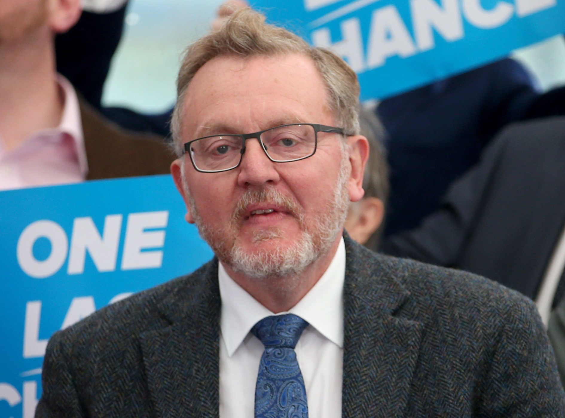 Scotland Secretary David Mundell ruled out a second Scottish independence referendum in the next five years if the Tories win the General Election (Jane Barlow/PA Wire)