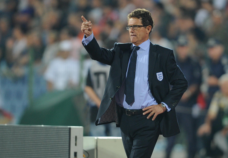 Former England manager Fabio Capello (Michael Regan/Getty Images)