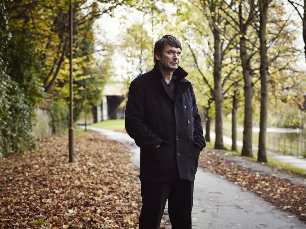 Ian Rankin (Hamish Brown)