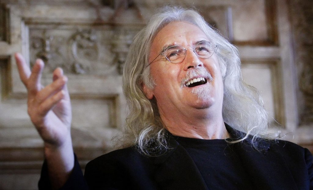 Billy Connolly (Danny Lawson/PA Wire)