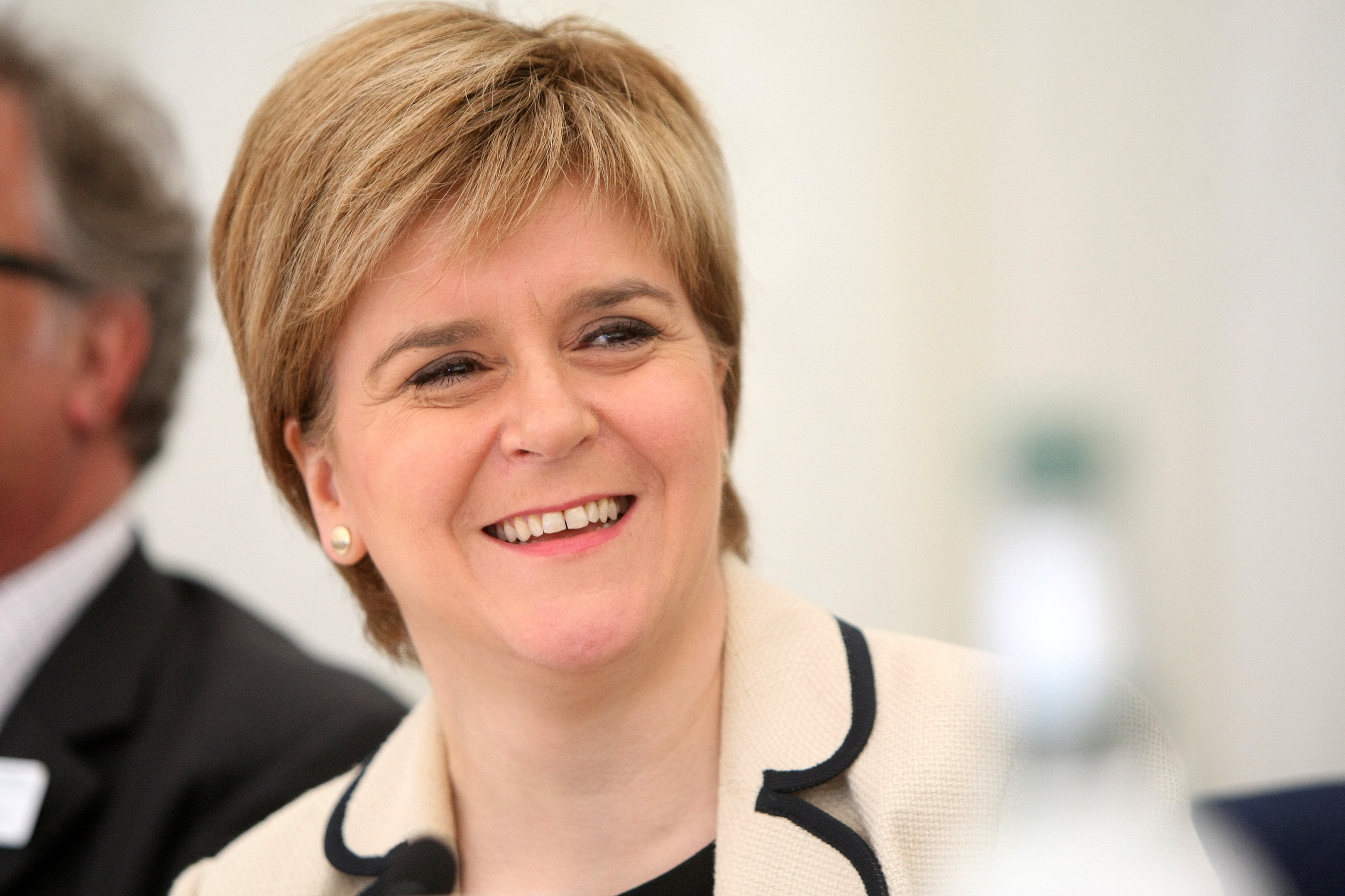 Nicola Sturgeon has been reflecting on her plans for a second independence referendum following the General Election (Kris Miller/DC Thomson)