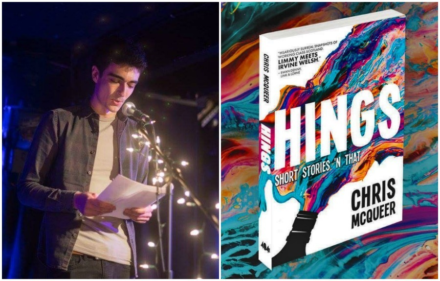 Author Chris McQueer releases his book Hings this summer (Chris McQueer / 404 Ink)