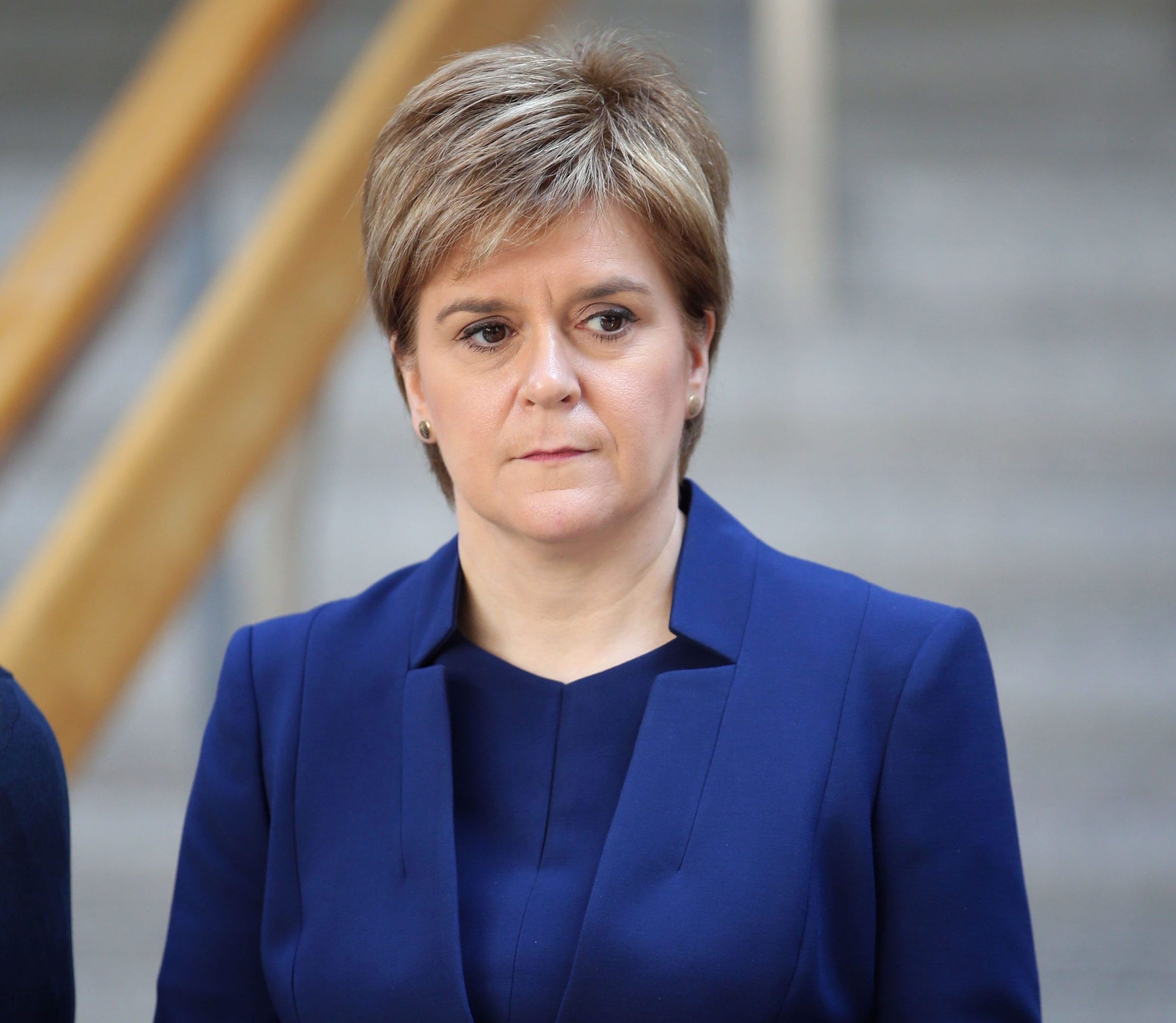 First Minister Nicola Sturgeon (PA)