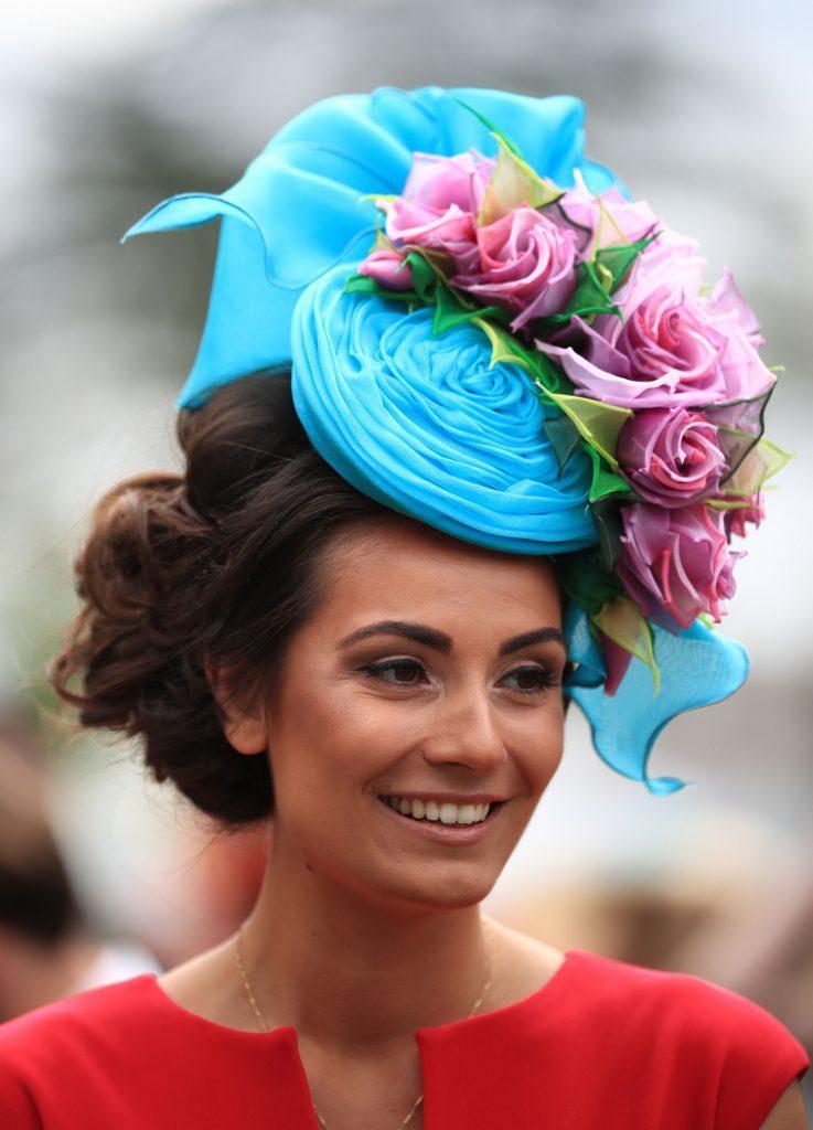 Alexandra Dalton from Cheshire (John Walton/PA Wire)