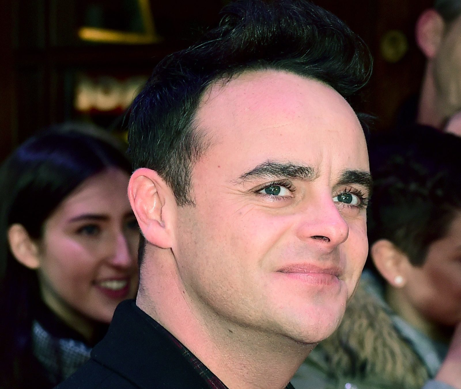 The TV star, one half of presenting duo Ant and Dec, said he wanted to speak out about his issues in order to help others. (Ian West/PA Wire)