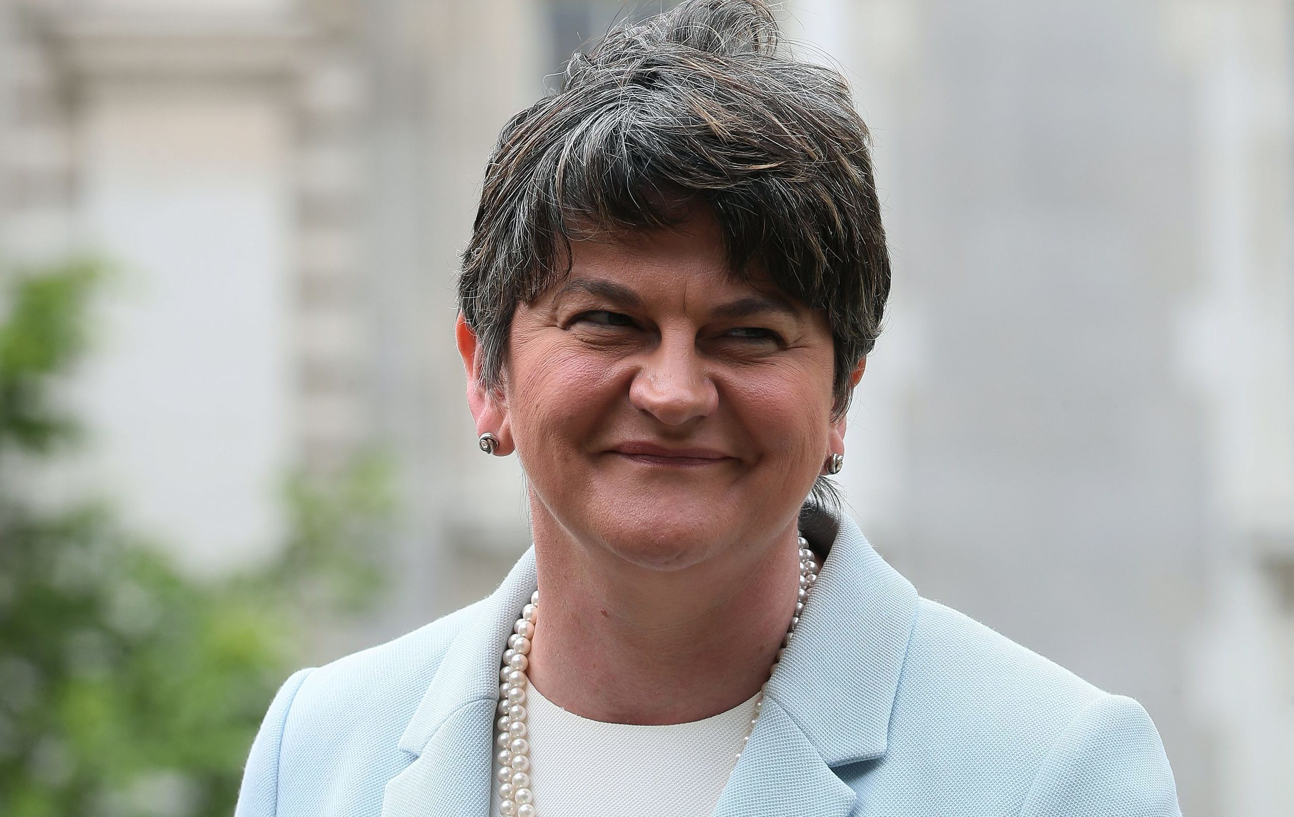 DUP leader Arlene Foster (Brian Lawless/PA Wire)