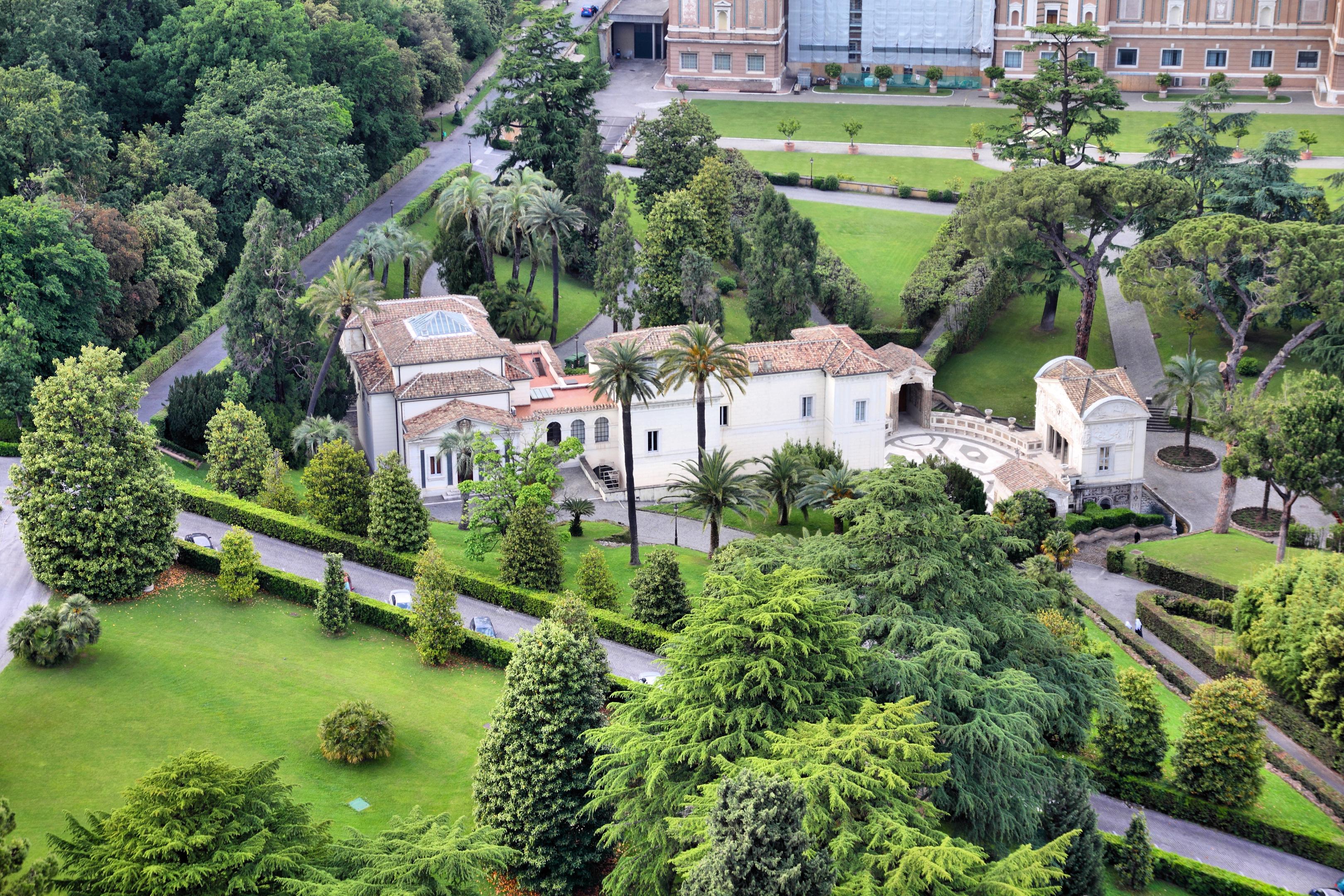 Vatican Gardens (Getty Images)