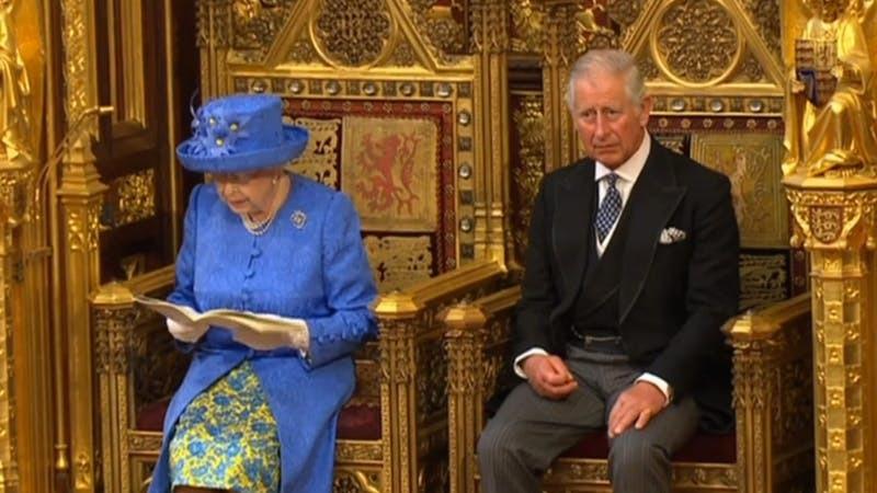The Queen's Speech (PA)