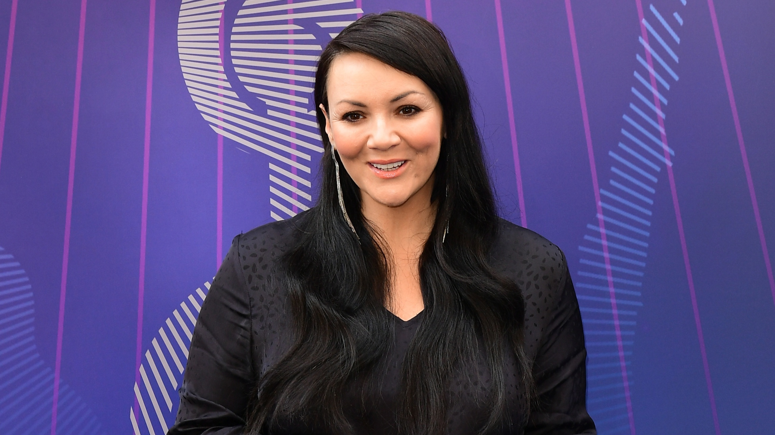 Martine McCutcheon shares joy at making music again after battle with illnesses (Ian West/PA)