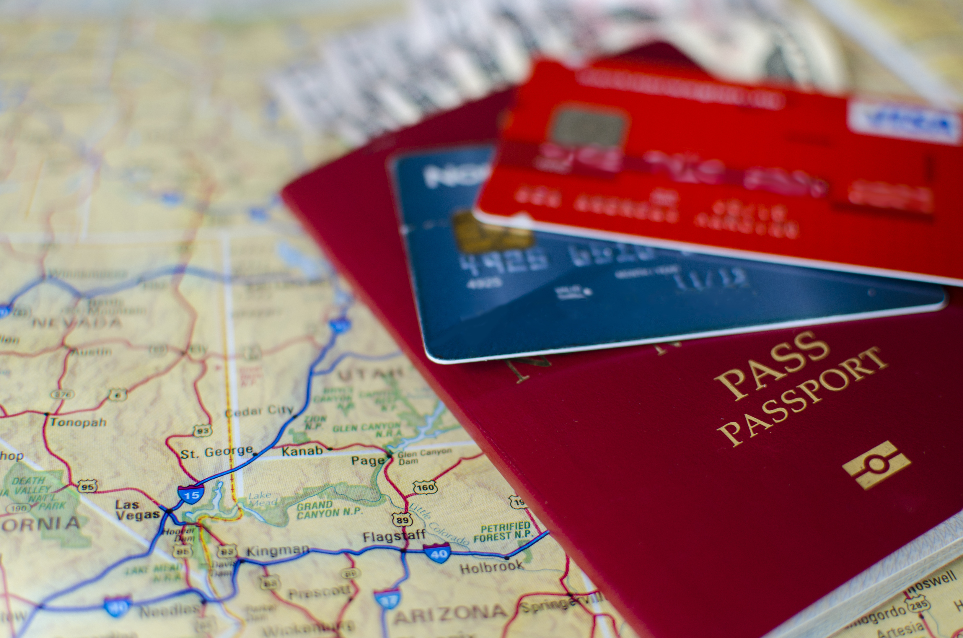 More than a third (34%) of people use their regular payment cards abroad but half (50%) do not know how much they are being charged (iStock)