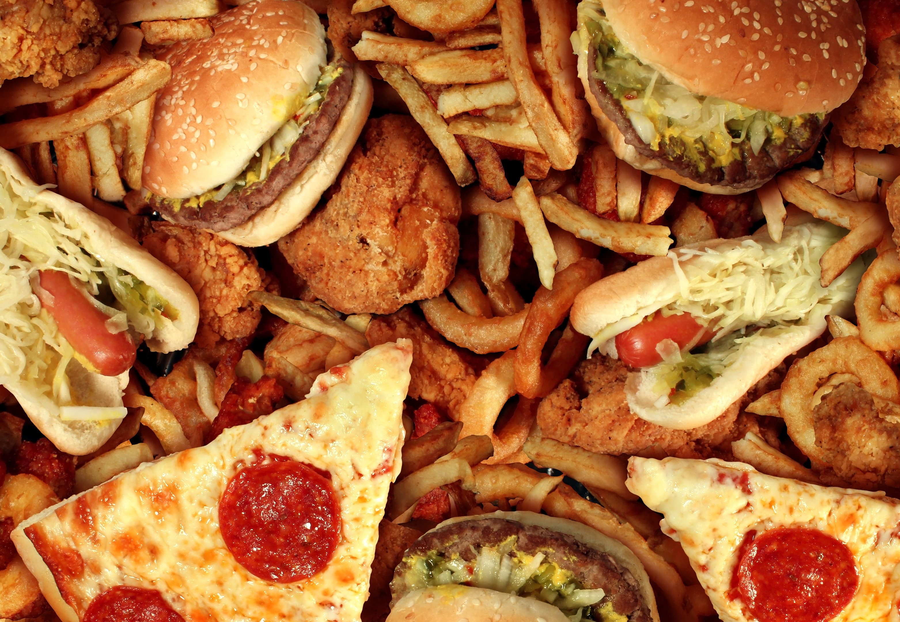 Fast food (Getty Images)