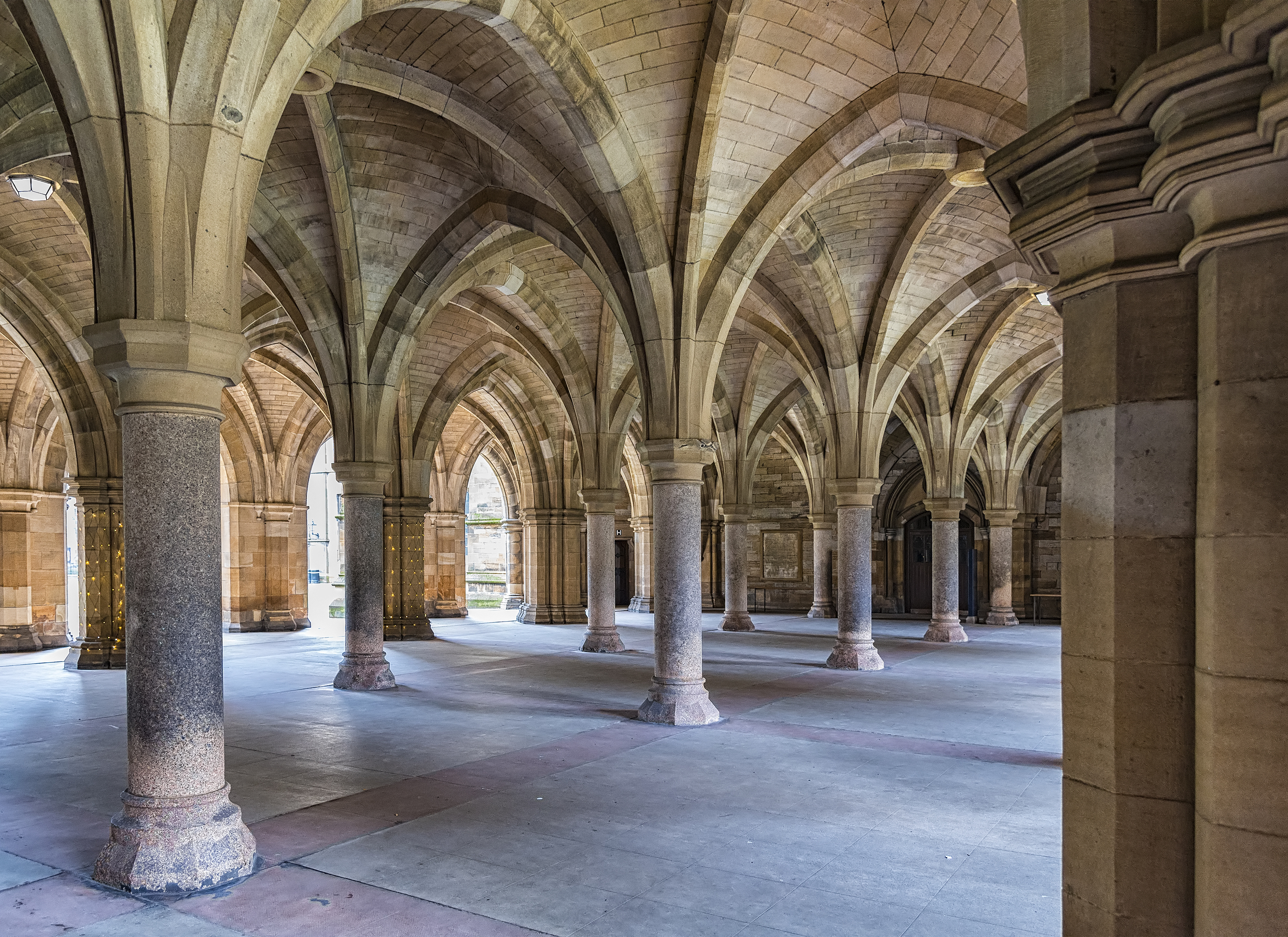 Glasgow University, which has more than 24,000 students, had 12 recorded incidents (iStock)