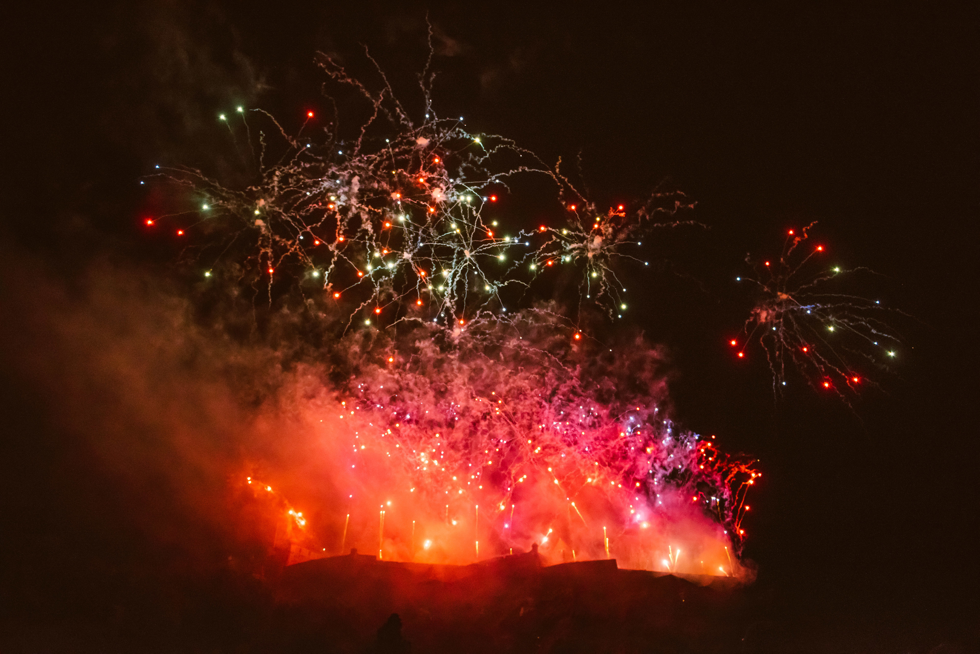 Virgin Money Fireworks Concert - Edinburgh International Festival 2016 (Mihaela Bodlovic)