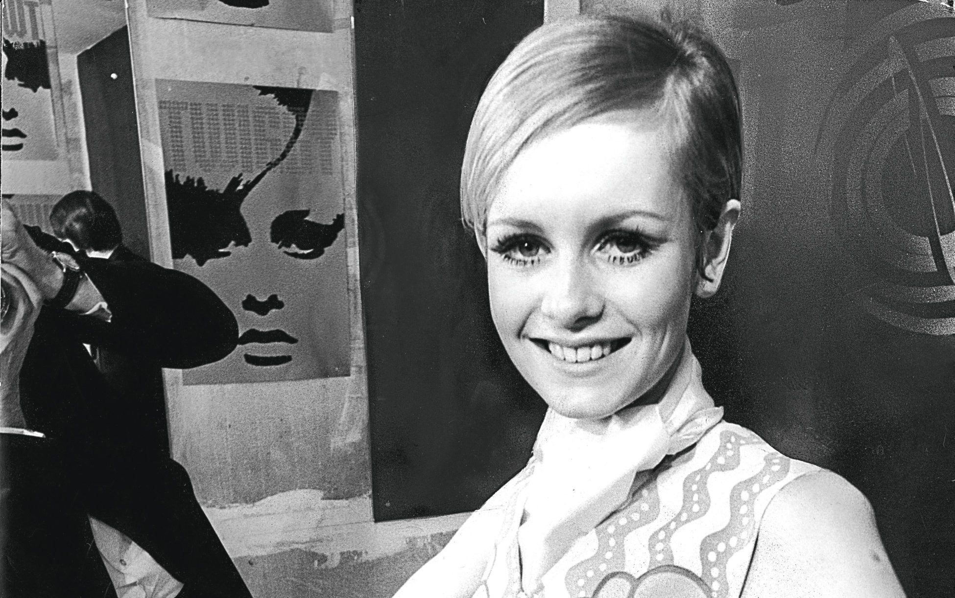 British model and actress Twiggy, 1967 (Express Newspapers/Getty Images)