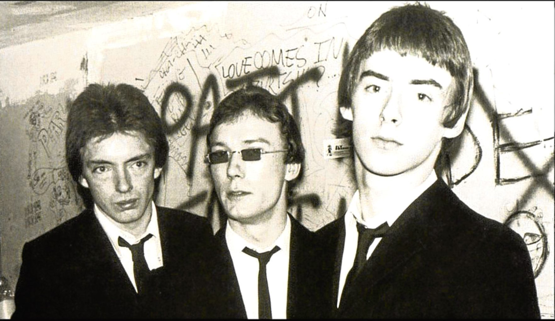 Paul Weller and The Jam