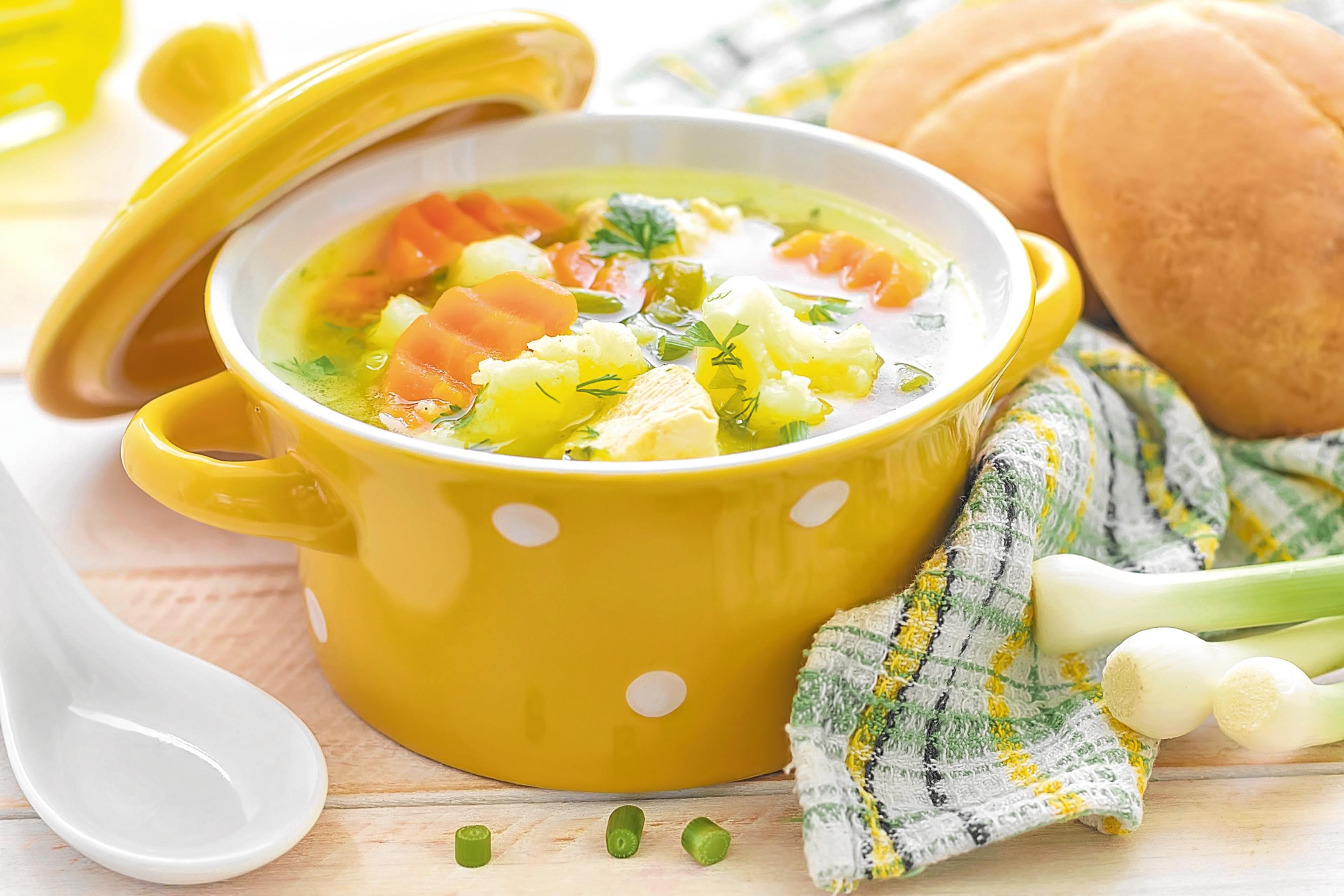 We Scots love soup (Getty Images)