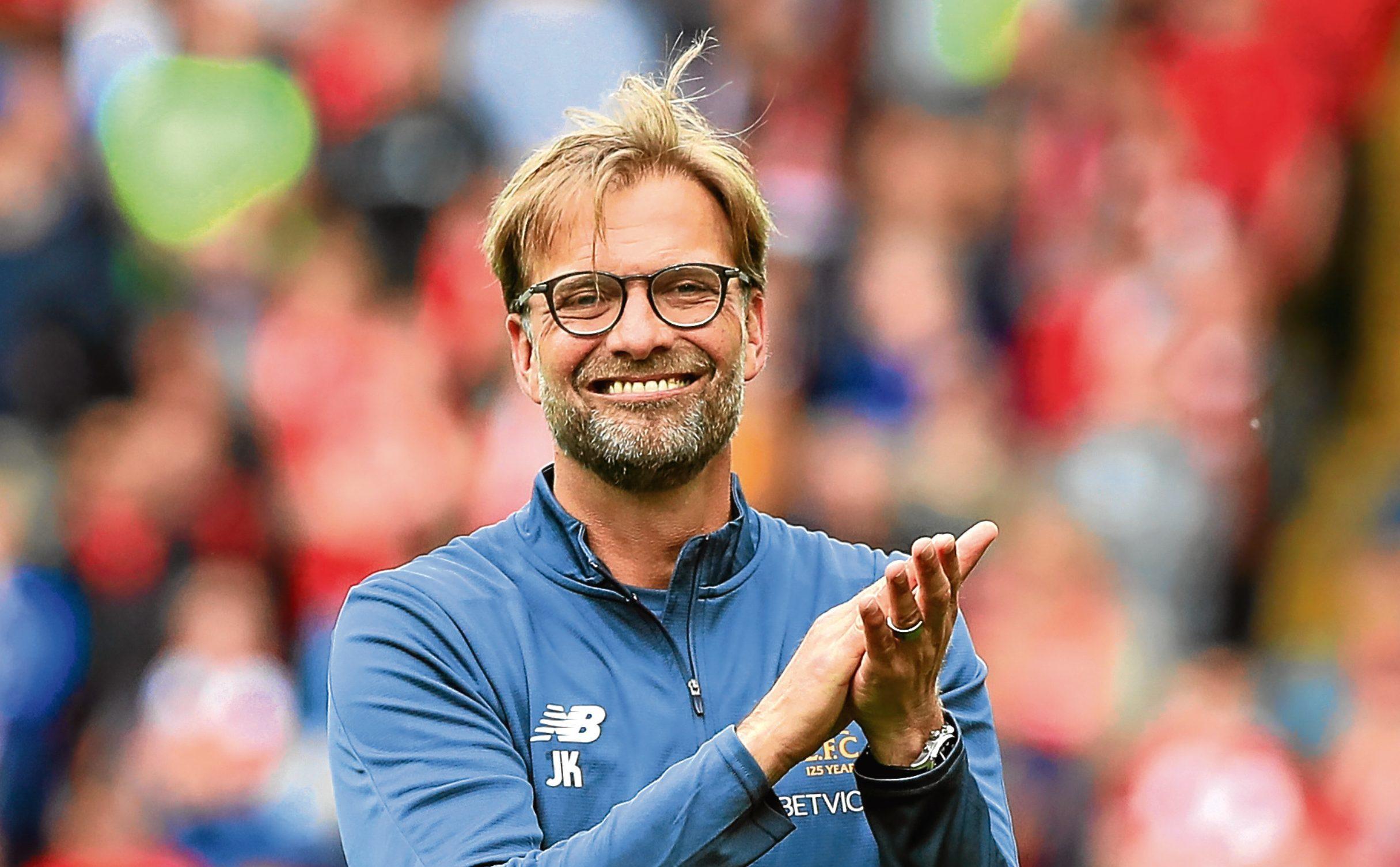 Liverpool manager Jurgen Klopp (SNS)