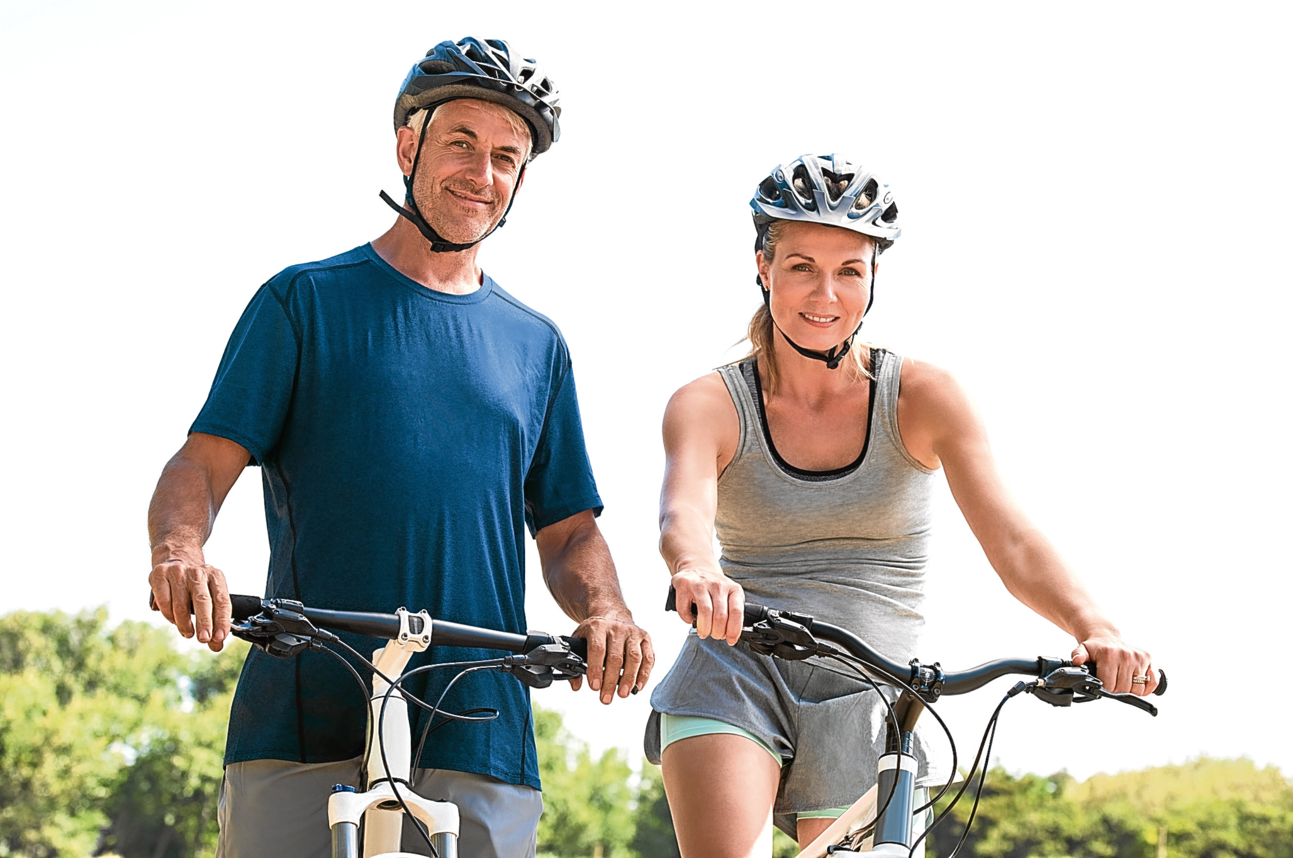 Making sure you exercise can pay off in your older years (iStock)