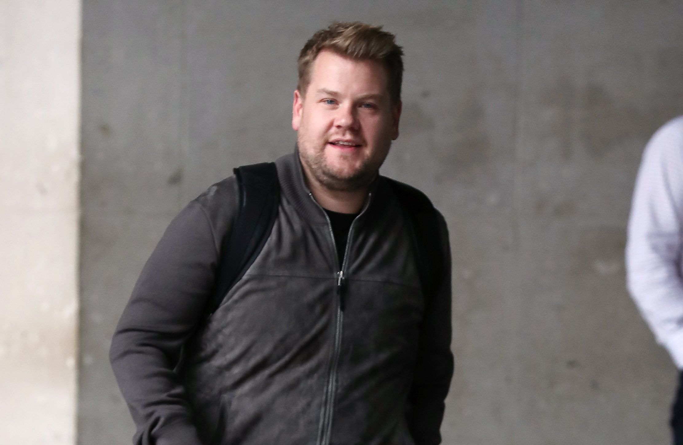A TV ad for confused.com starring James Corden has been banned (Photo by Neil Mockford/GC Images)