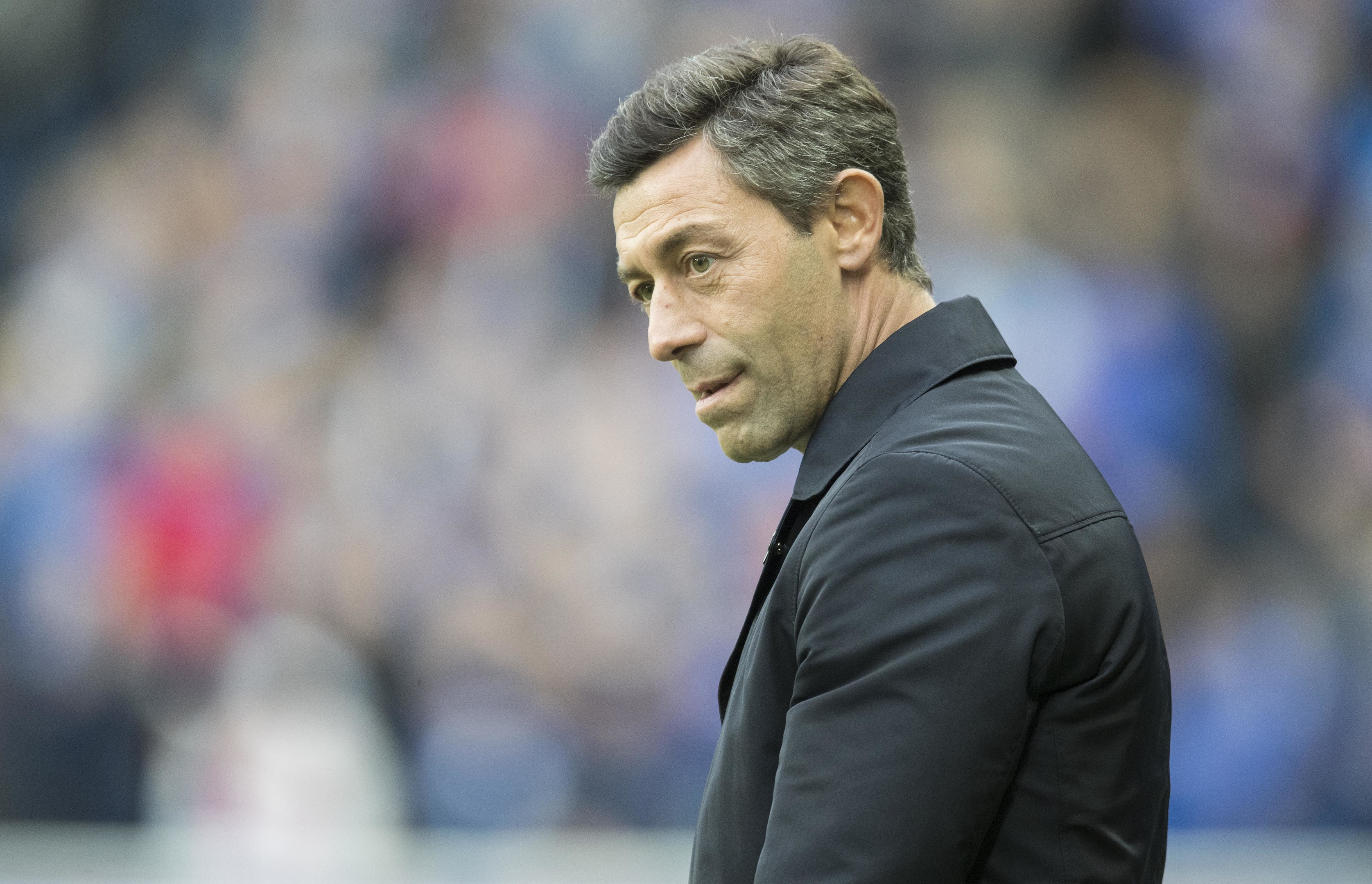 Rangers manager Pedro Caixinha (Steve Welsh/Getty Images)