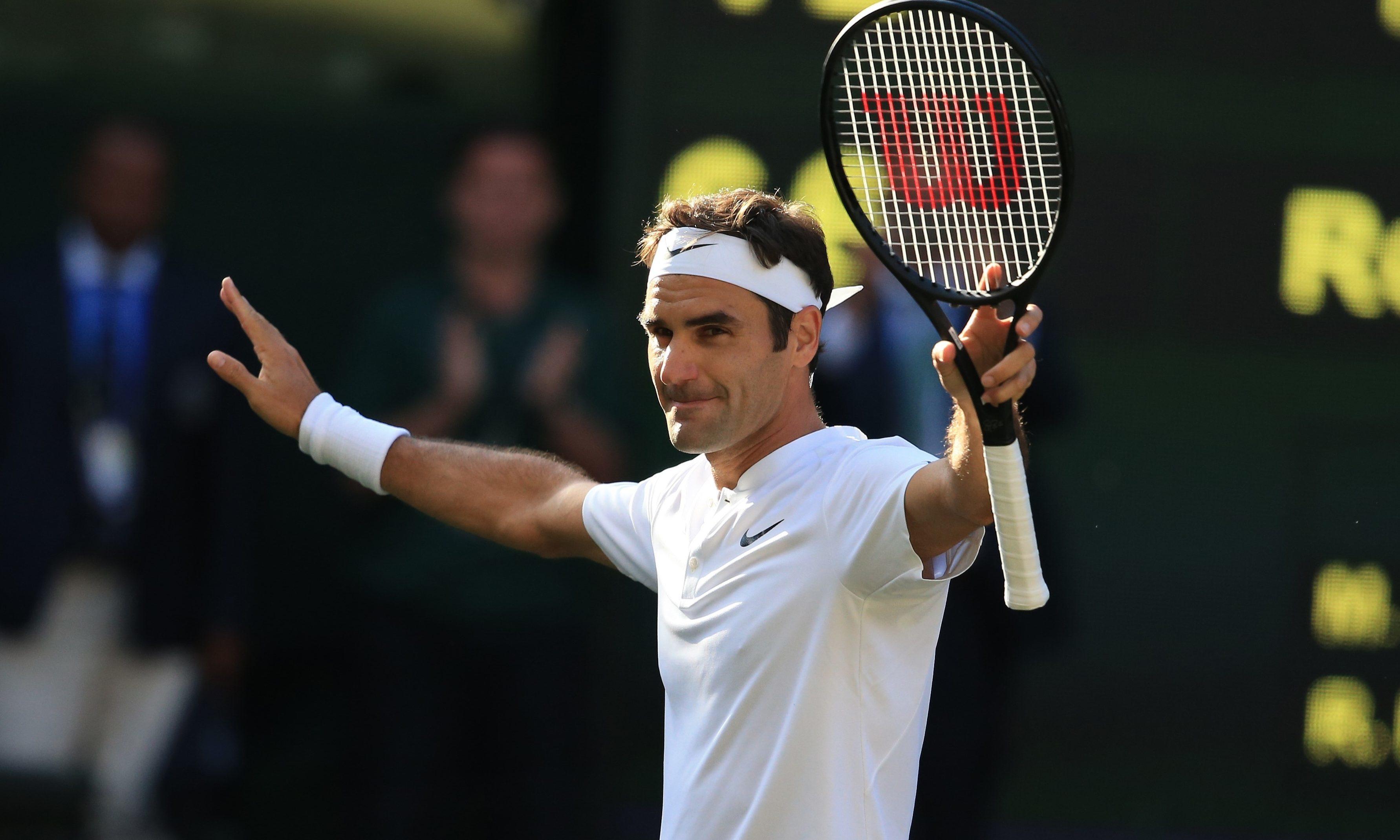 Roger Federer (Lindsey Parnaby/Anadolu Agency/Getty Images)