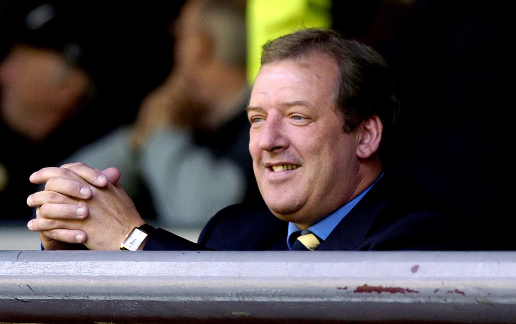 Former Rangers Chairman David Murray (Andrew Milligan / PA)