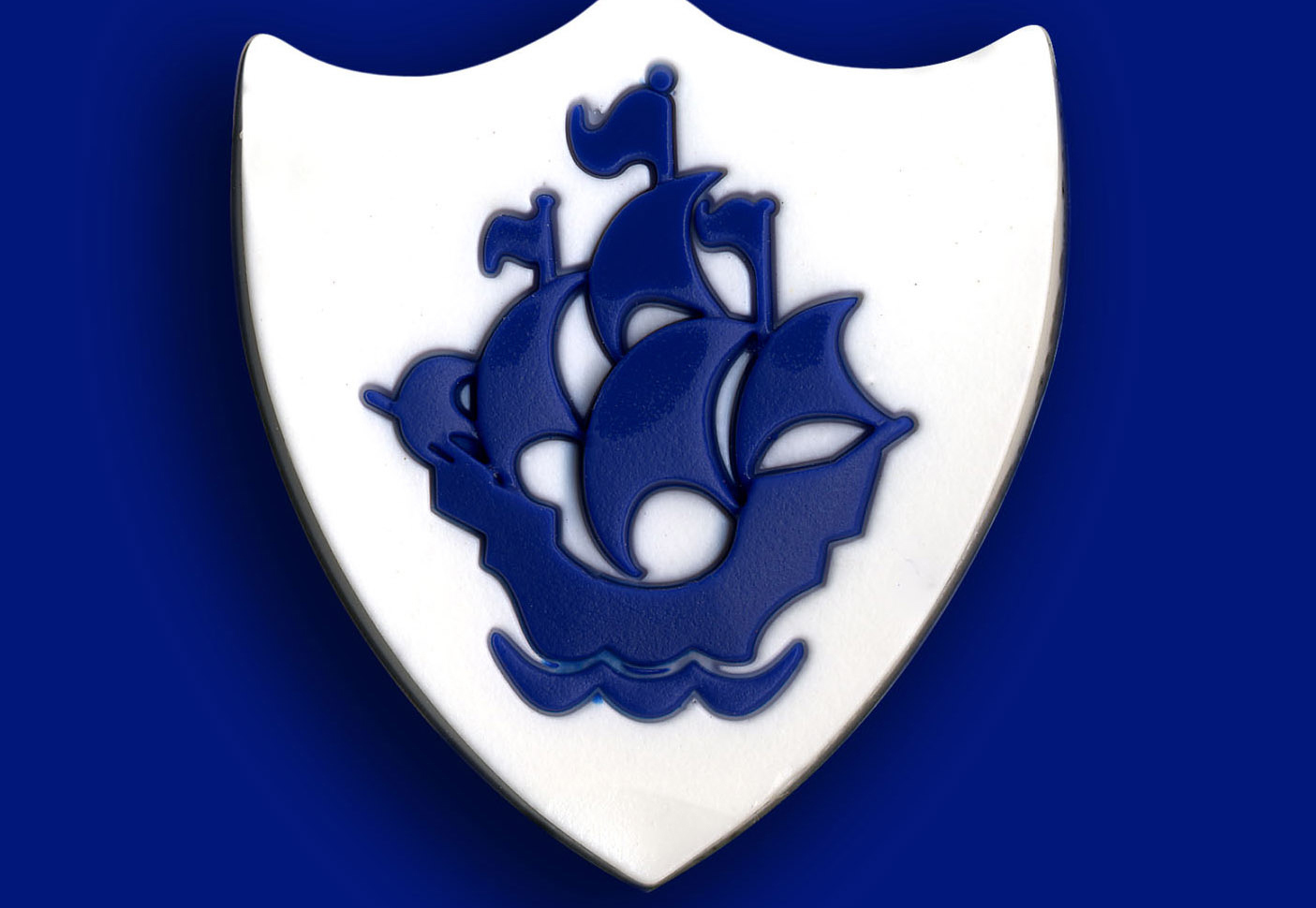 Blue Peter badge (BBC/PA Wire)