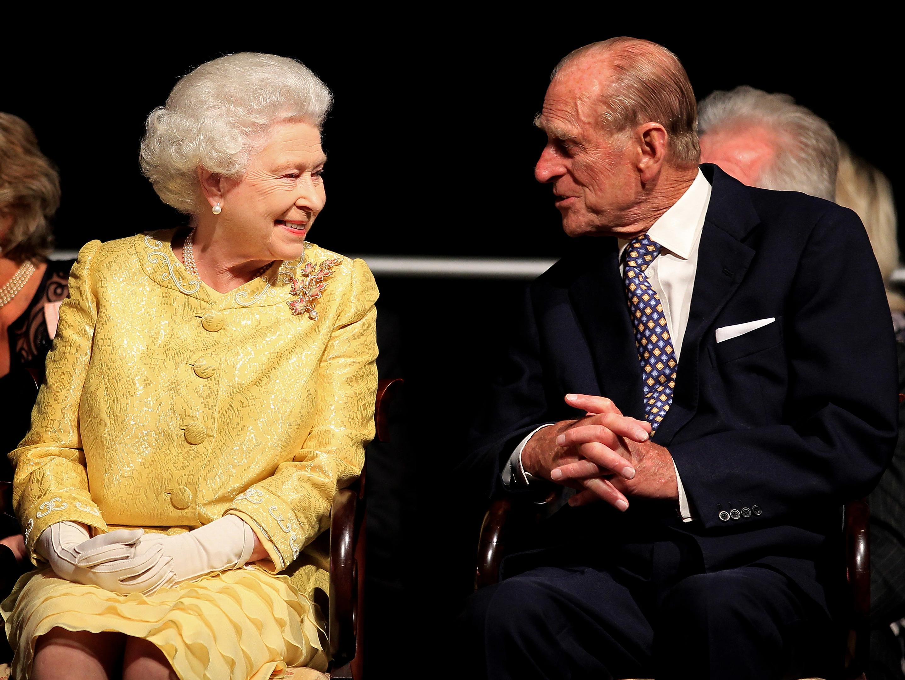 Queen Elizabeth II and Prince Philip, Duke of Edinburgh (Chris Jackson-Pool/Getty Images)