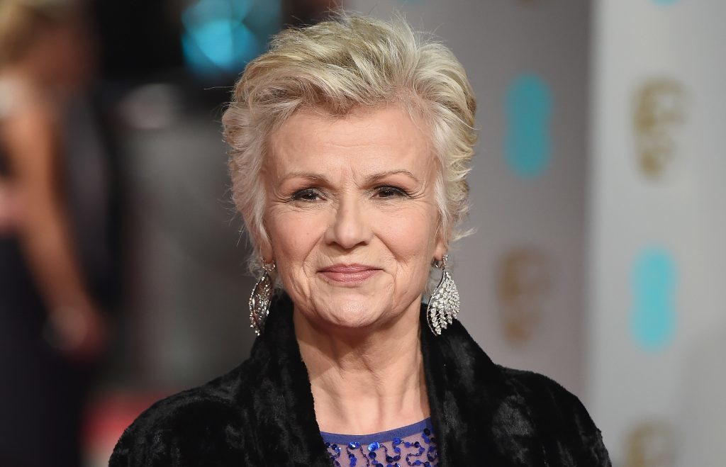 Julie Walters has been spotted filming scenes in Glasgow (Ian Gavan/Getty Images)